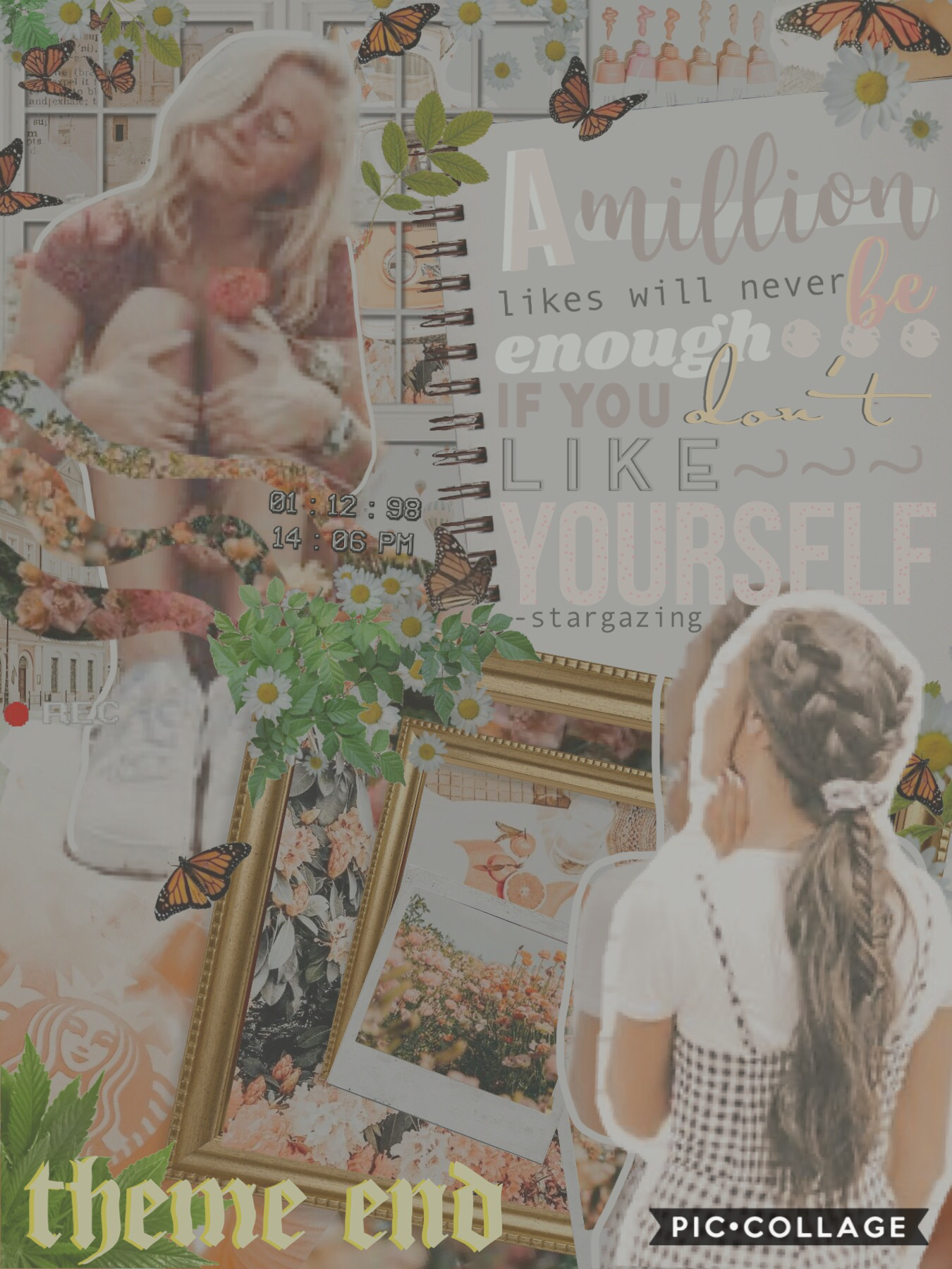 🌿t a p🌿 This collage was inspired by @meandmeonly💚 and yes, this is the last collage in my G.R.L. P.W.R. theme😢 it has been really fun and I hope that these inspire many girls🌴 my dad would always tell me this and I'm happy I learned this🌵 ily dad💚
