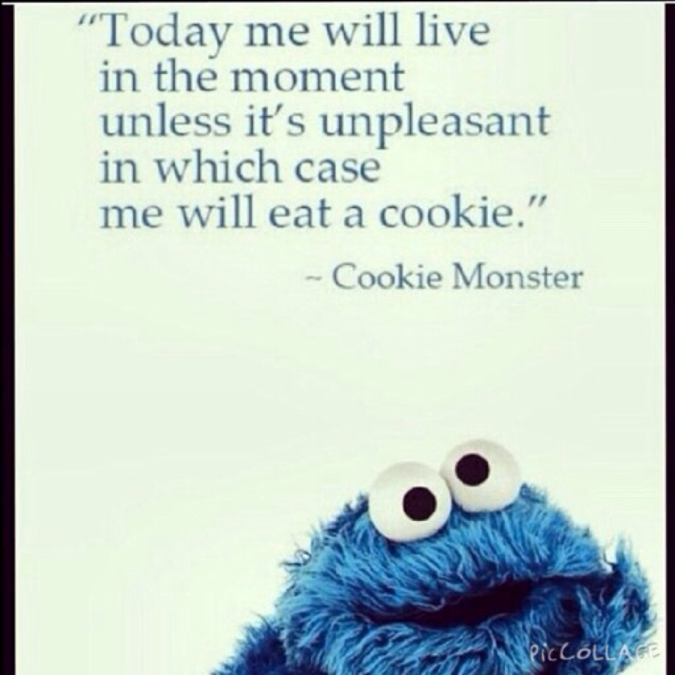 cookie monster quotes - 742×820