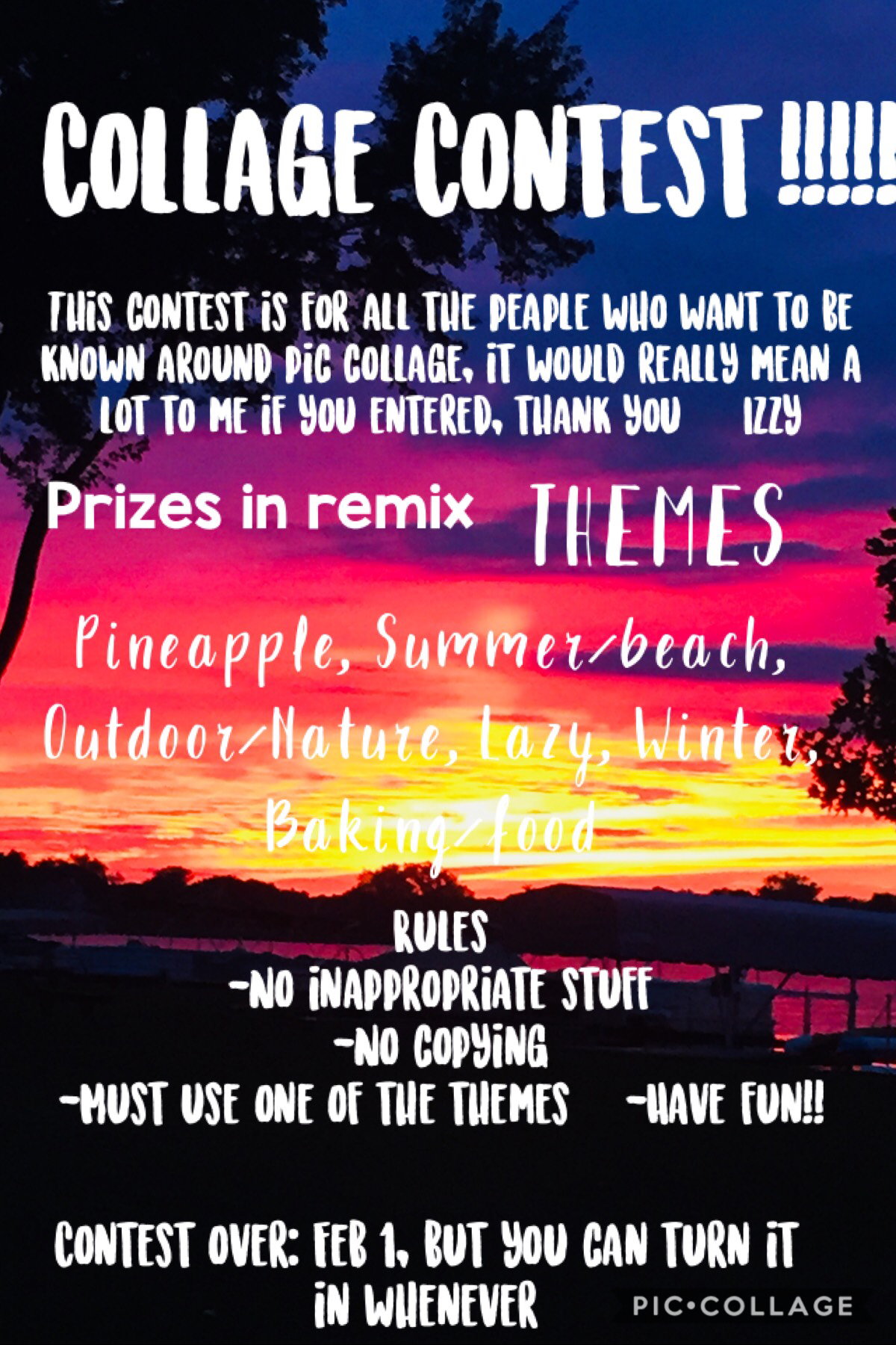 Tap Tap Tap   ENTER THIS CONTEST FOR A CHANGE TO WIN SOME GREAT PRIZES !!!!!!!!!!