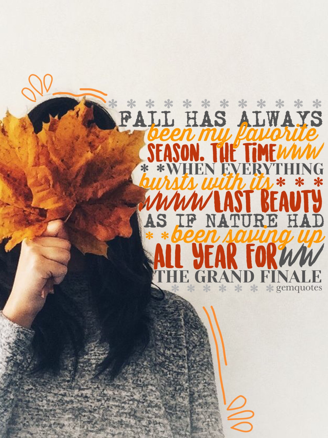 """🍂tap🍂"" A little autumn collage for u gems! Listening to ""Cell Block Tango"" and honestly, really likin' it😂 it's pretty dark, though. Hoping u guys are doing well! Tysm for all ur sweet words, love u all! Sending some fall vibes and cool breezes~~🍁🌬"