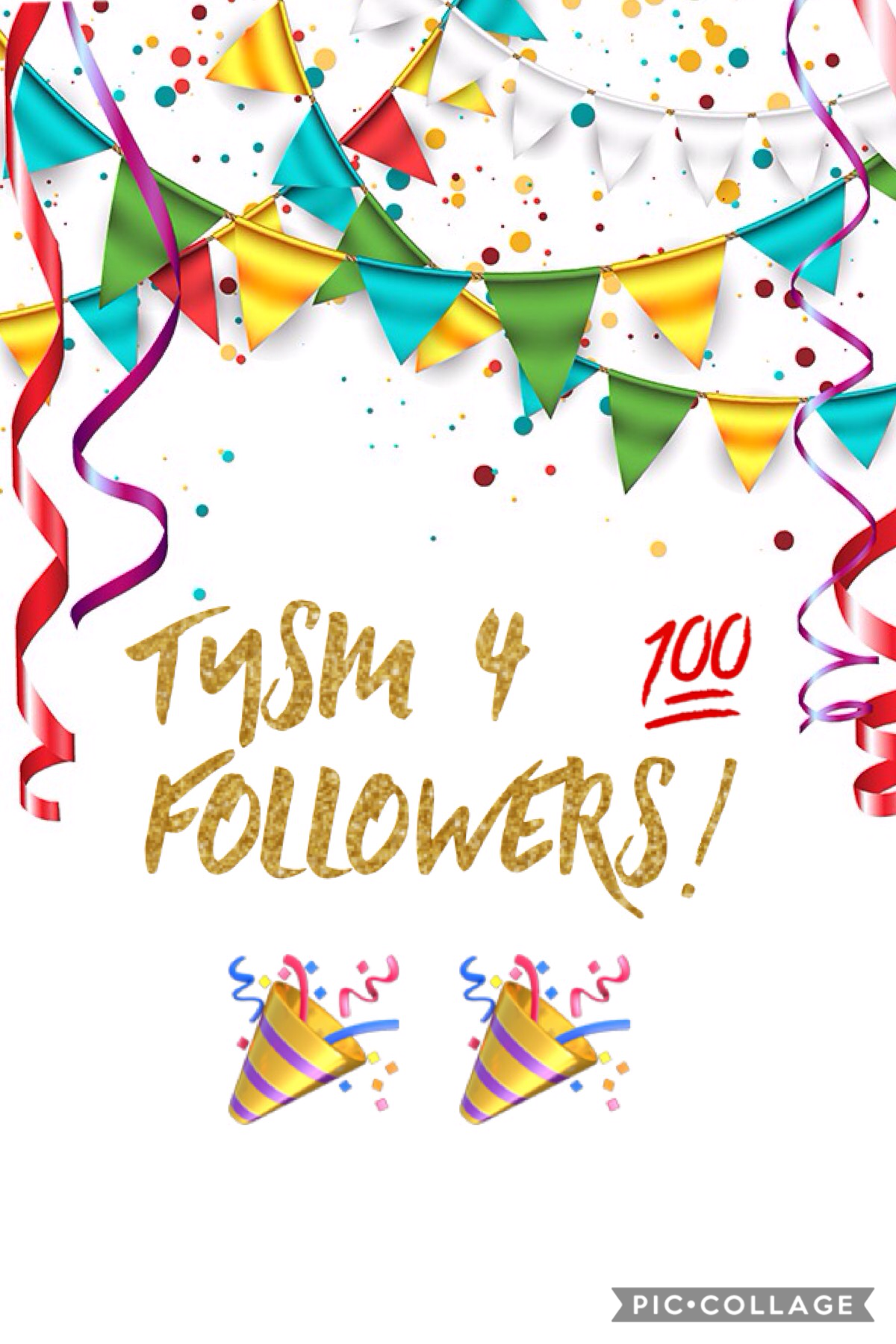 Tappers!  OMG 💯 already?! Thank you so much!