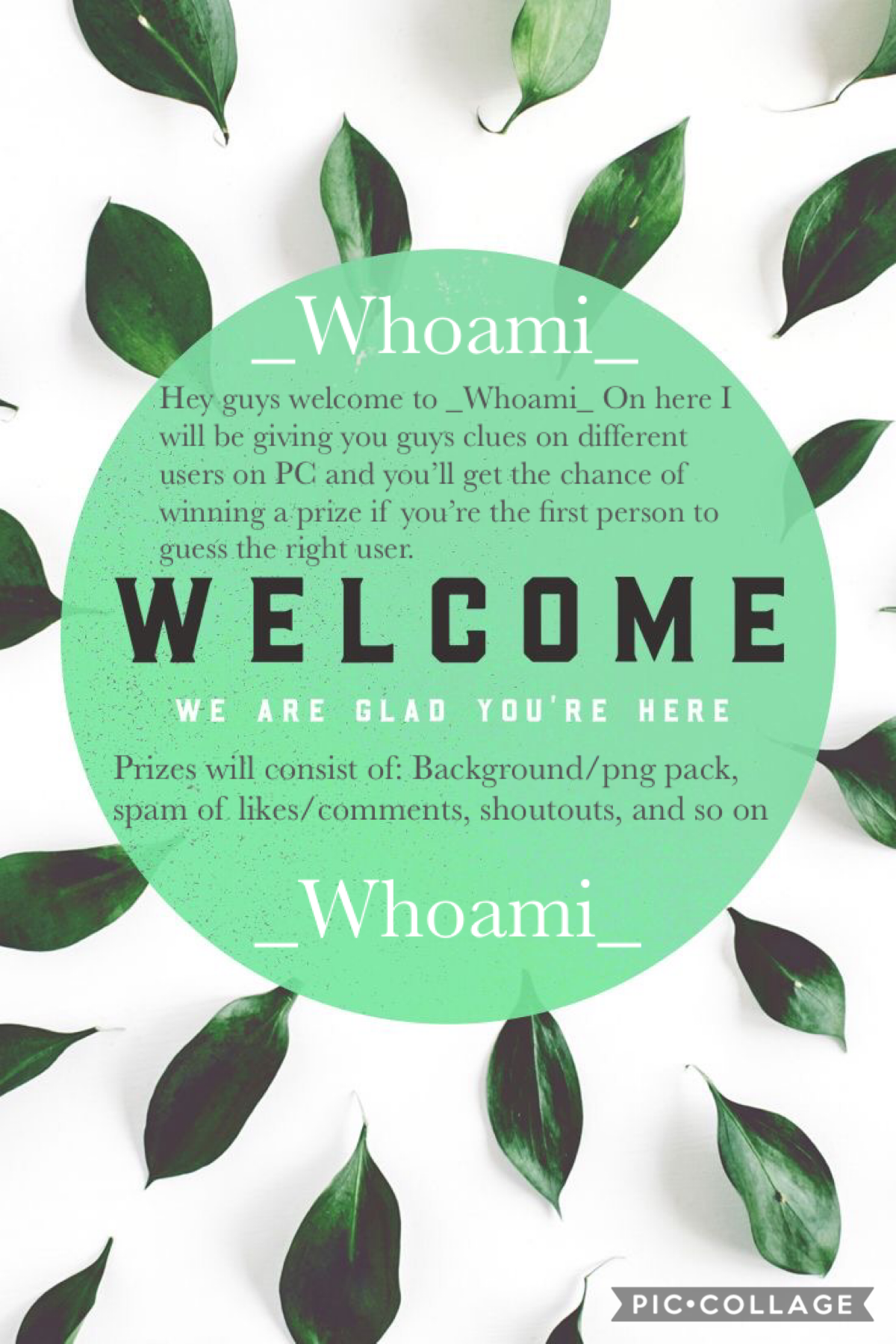 ~WeLcOmE WeLcOmE~ First _Whoami_ will come out tomorrow or Thursday.....so be ready!!