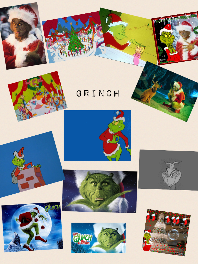 Your a mean one Mr. Grinch