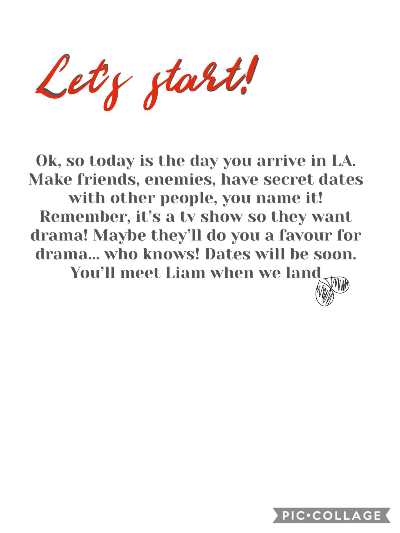 Tap! Let's begin!