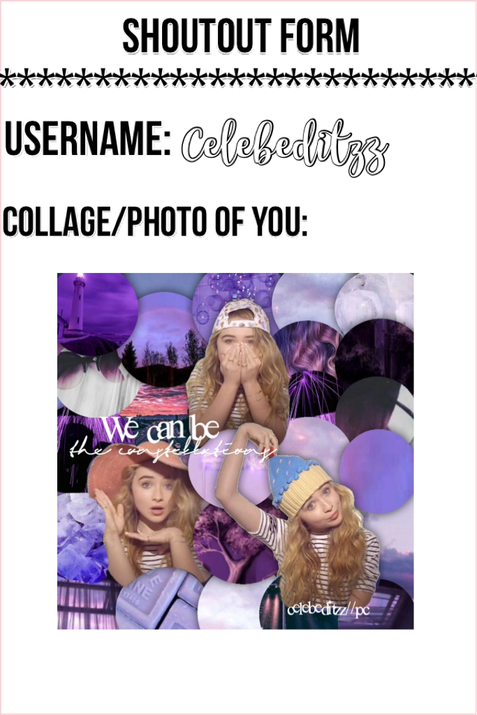 Collage by celebeditzz