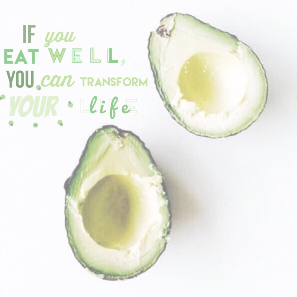 🥑Tappy🥑 Comment done below is you like my food theme!n💕💕