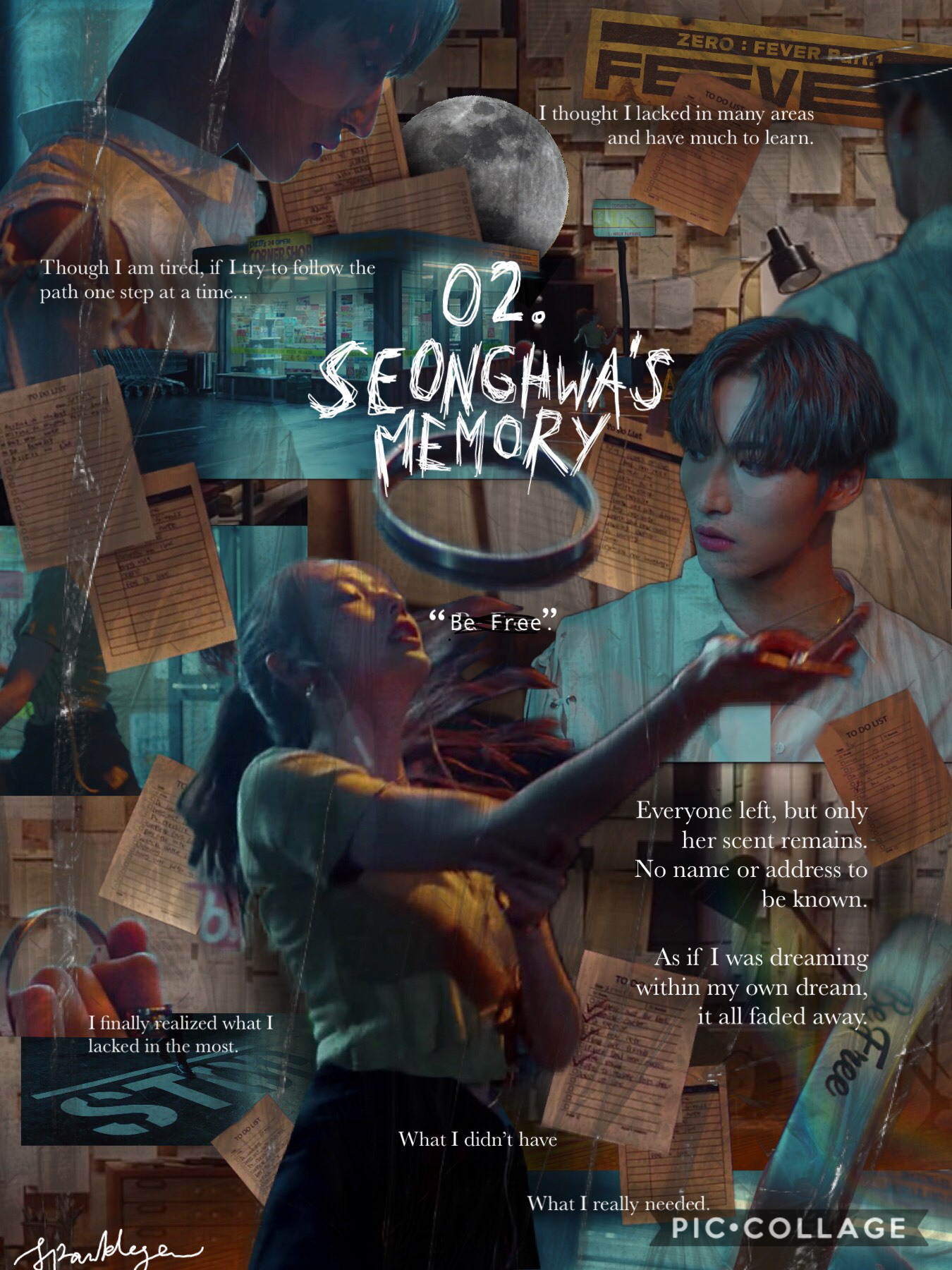 """[3/10] 02. """"Seonghwa's Memory"""" 
