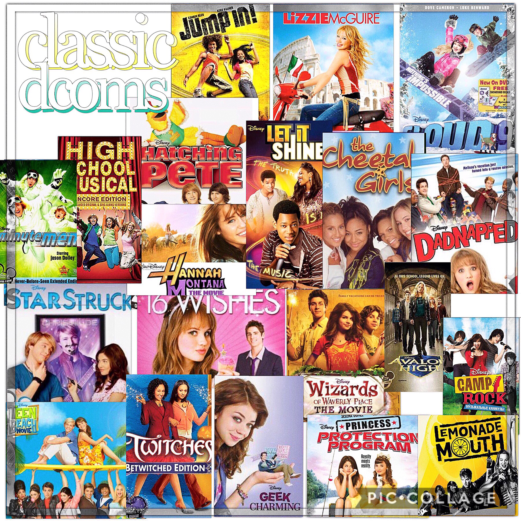 my favorites were let it shine, lemonade mouth, and Avalon high !! Comment what yours were