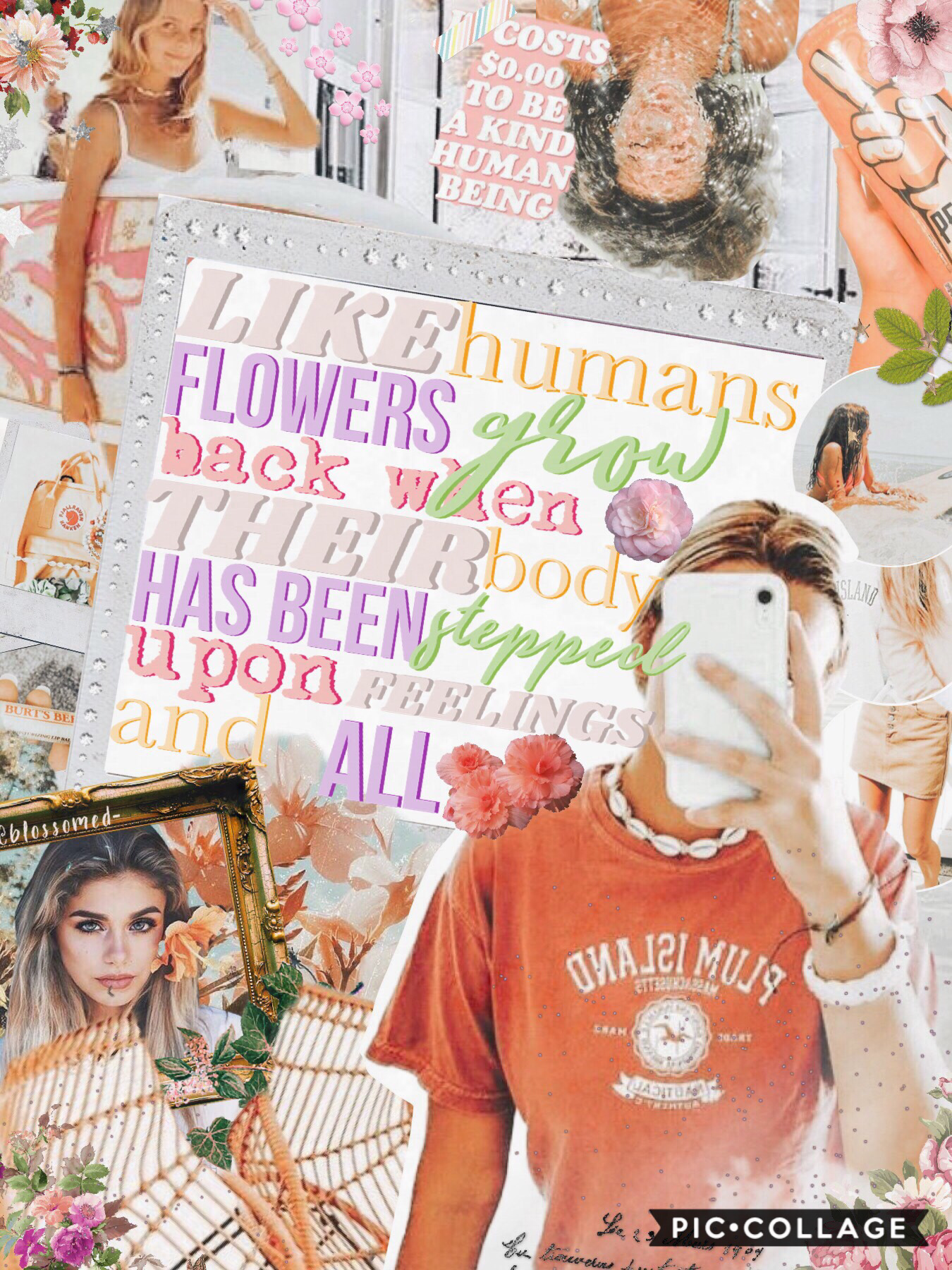 hiya guys! 🌸 so how is everyone? I'm just super upset that my collages have been deleted😣 but otherwise life's been good so far 🐝 ✨ QOTD: what's your favourite hobby? AOTD: probably pc and reading🐚