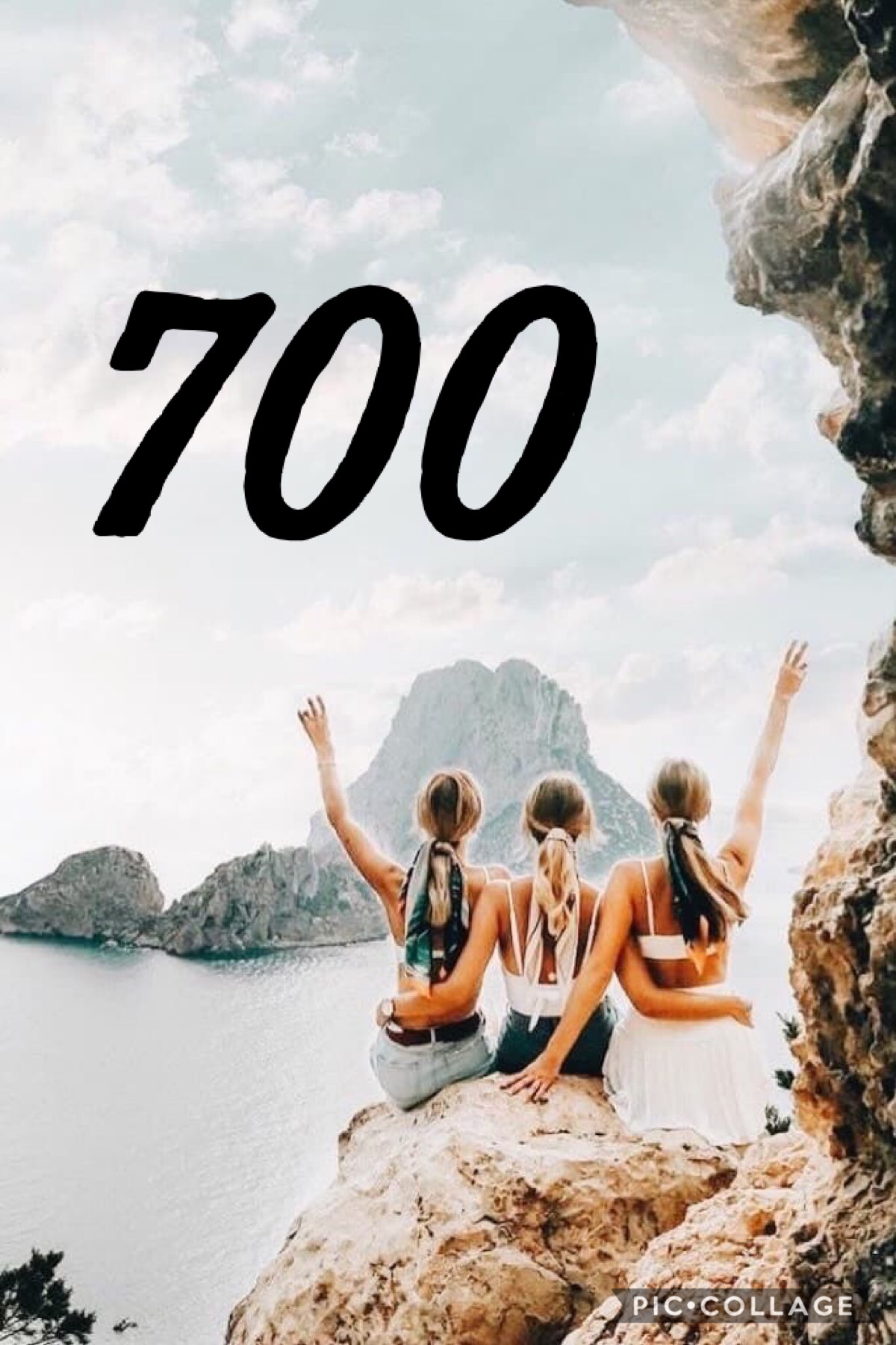 Wow fam we reached 700!!!!!!