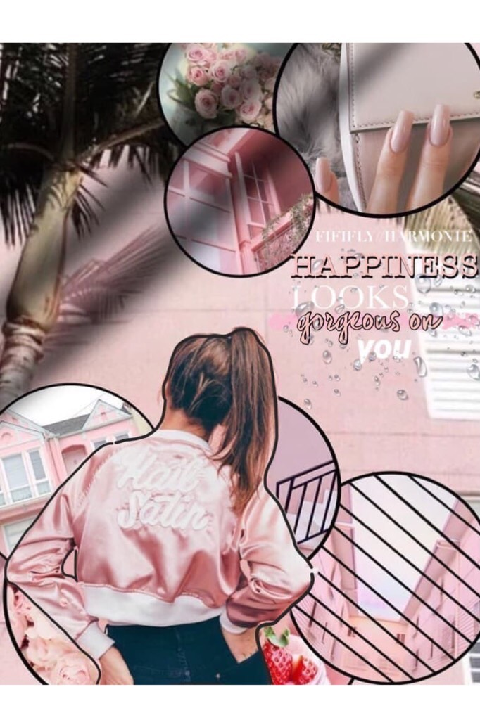 Collab with... @HARMON1E!🎶🎵 She is so kind and amazing so go follow💕 I did the background and quote, and she did the text😱 OMG IM RLY PROUD OF THE BACKGROUND LOL🤣 #FiFiFly #PConly #happiness #gorgeous