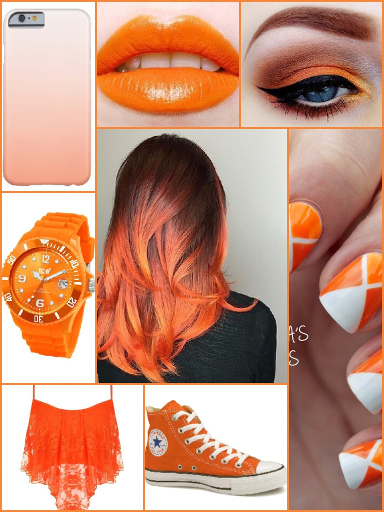 Orange is awesome!