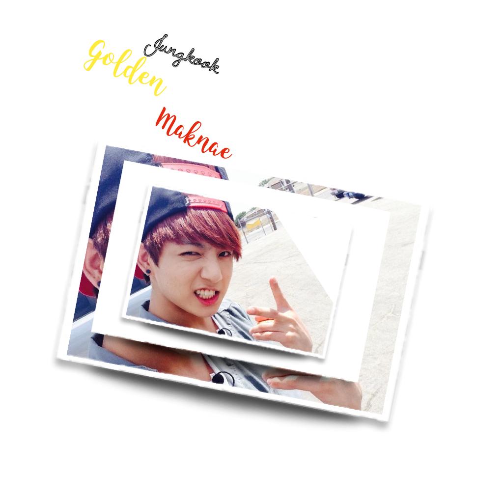 Golden maknae is KOOKIE//My UB//From bts(my favorite group)!!