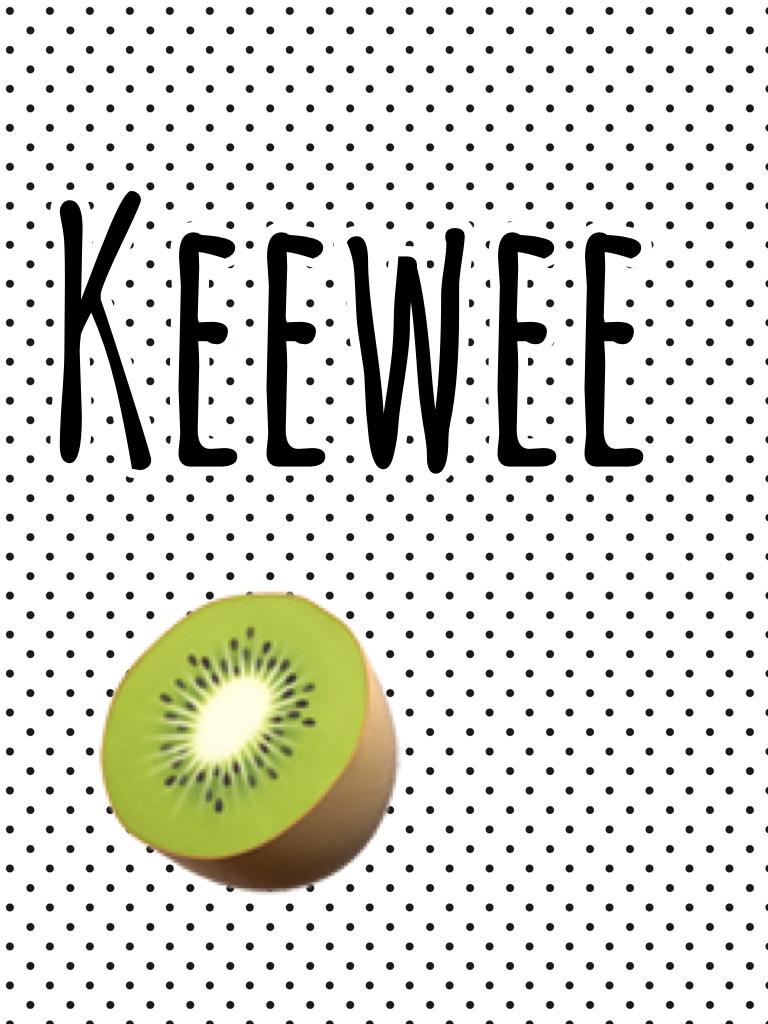 Kiwi 🥝