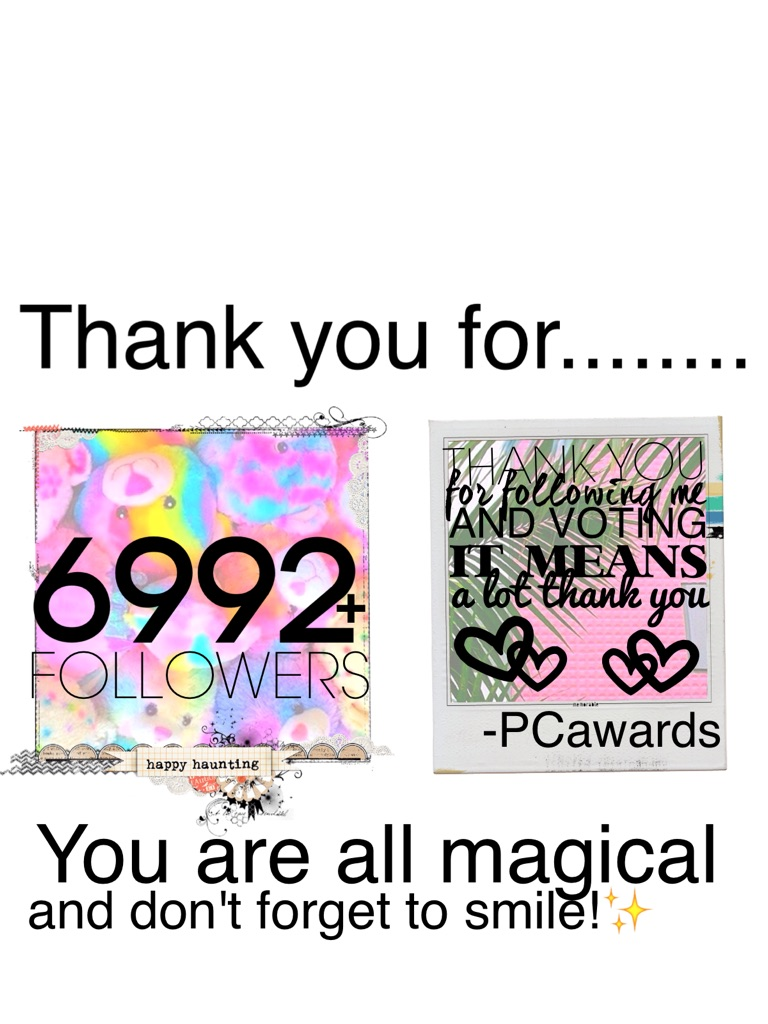 Thank you so much!💖