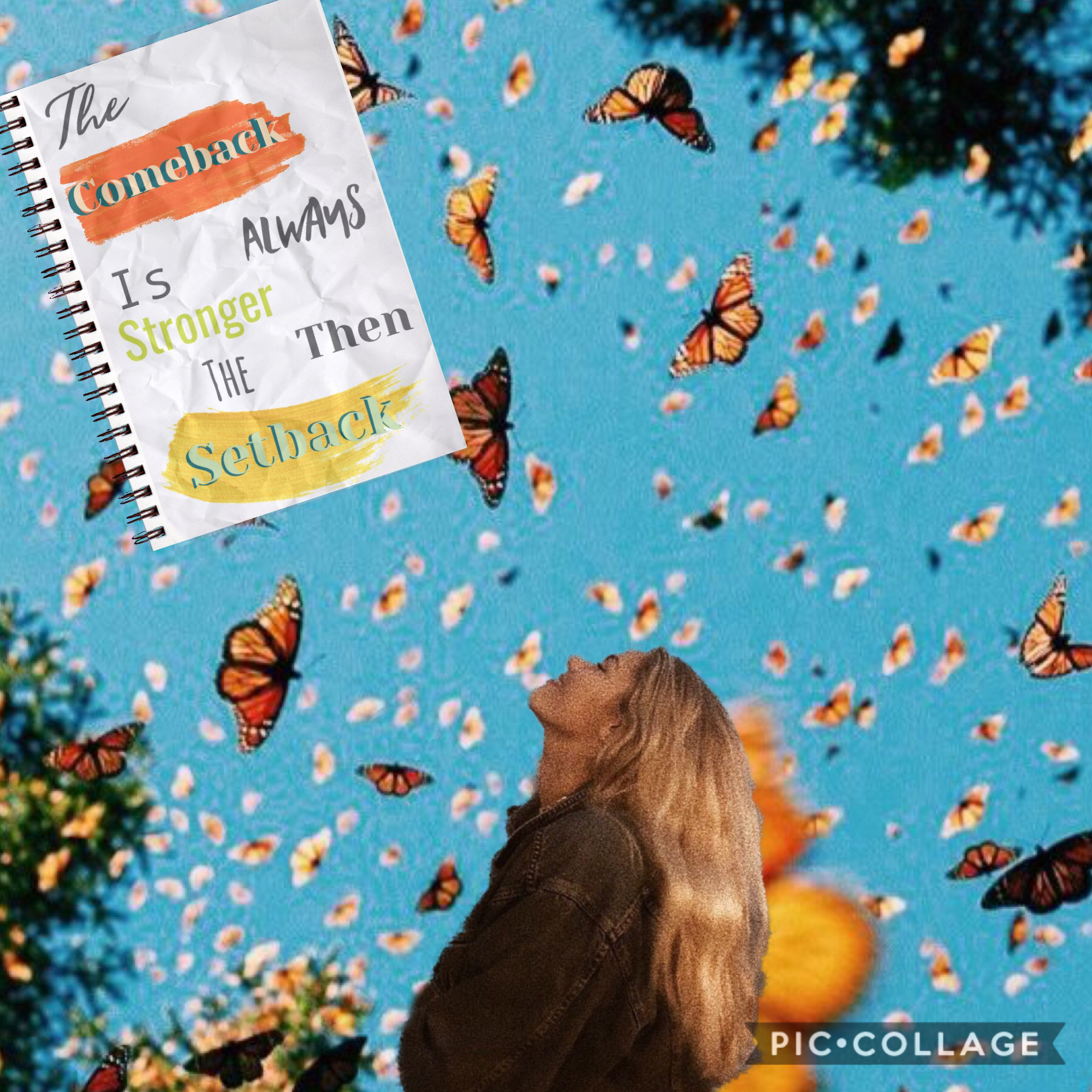 Tapp!!! This was a late posted one 😬 I did it before school so it was pretty quick! But I haven't done a QOTD so let's do one! QOTD: whats your favourite colour? AOTD: blue and yellow 😊
