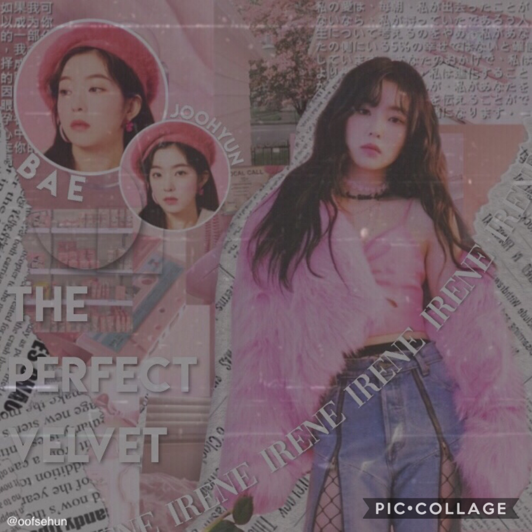 💫 irene (tap)  for everyone that commented on my previous post: thank you ❤️ omg y'all are so kind so sweet and supportive ilyasm i don't deserve you 🥺❤️ i'm ok now~ (kind of)  anyways here's another trashy edit  have an amazing day/night uwu
