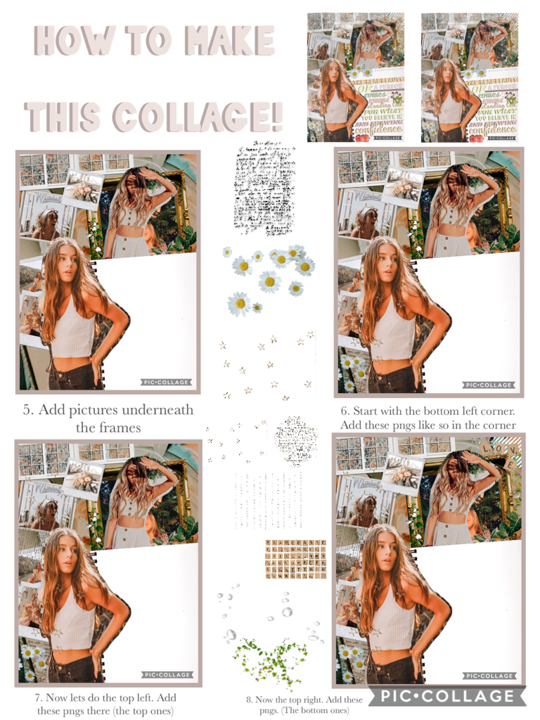 Collage by coastingwaters