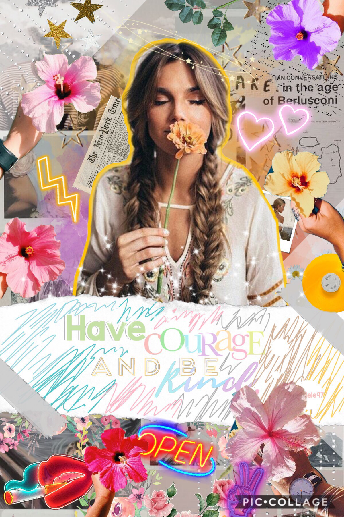 🌸✨t a p p y☀️🌈 2.23.19.  Yeet ✨ I hope you like this! I have to study for 3 tests this weekend oof. 😕 rate outa 10 ⭐️ dis quote is from the Cinderella Live Action movie 🎥 that I just watched again ♥️✨ super magical. QOTD: Fave Disney princess? AOTD: Cinde
