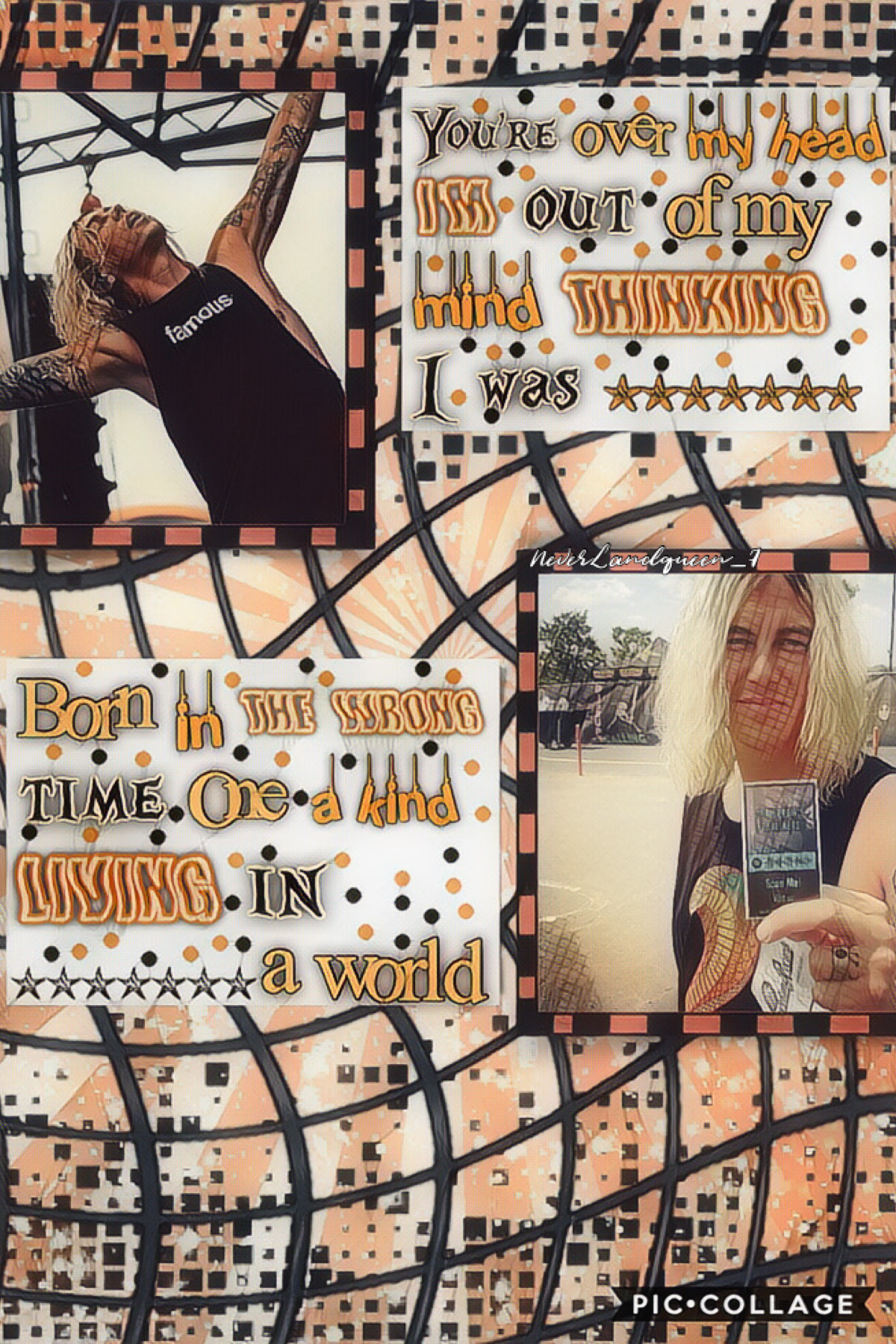 Tapp!!!  New Style #4 with Kellin Quinn   Rate/10🖤🧡