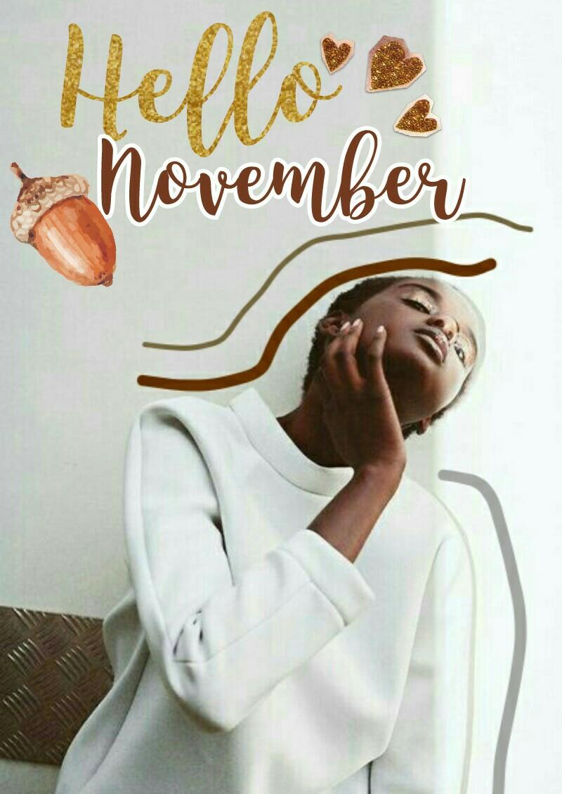 November is my Birthday Month!