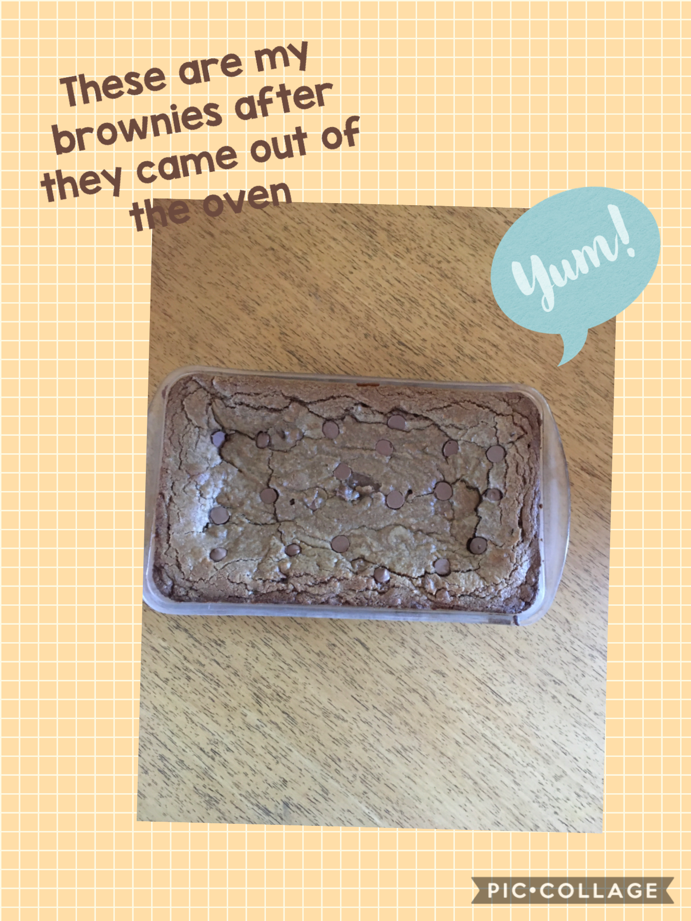 🧡BrOwNiEs🧡 If you tapped congrats! Do you like brownies?