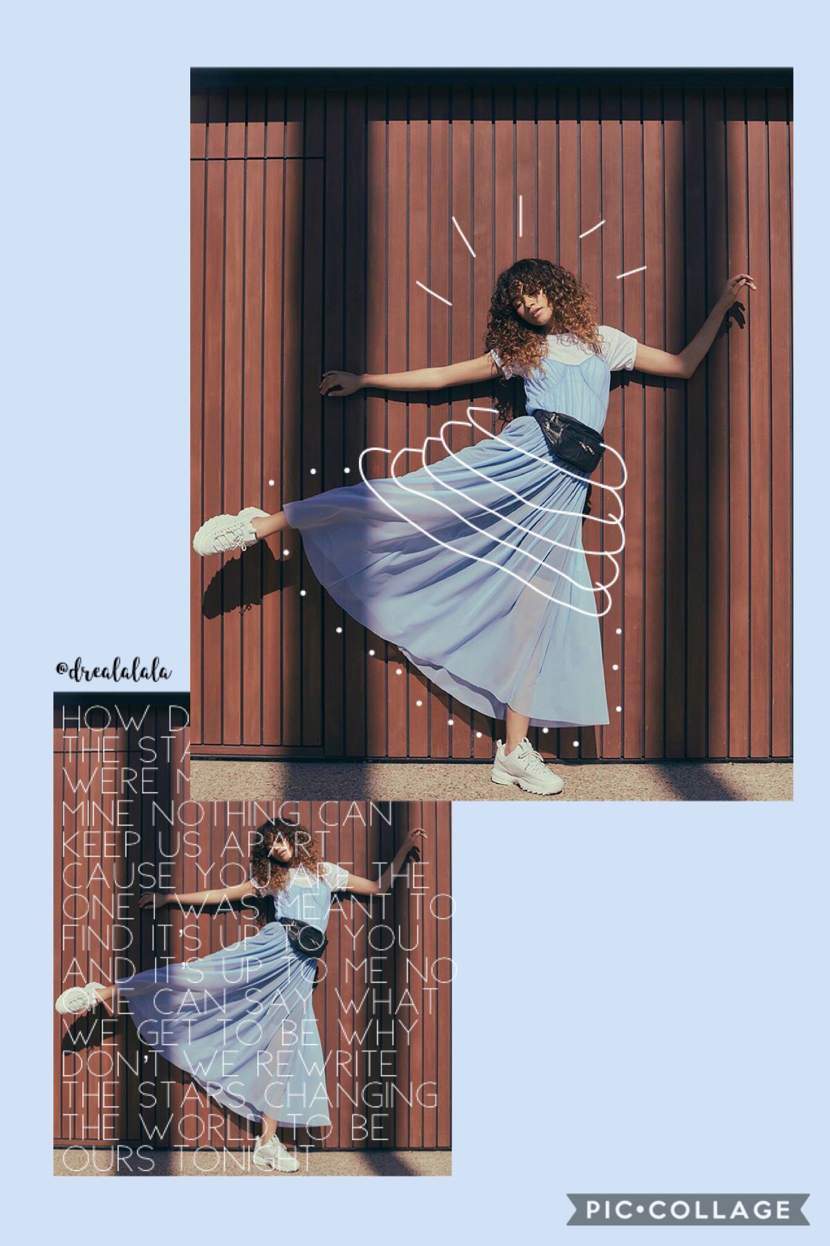 This was a meh collage. I rushed it but you know it's still not bad. I love Zendaya 😍💗