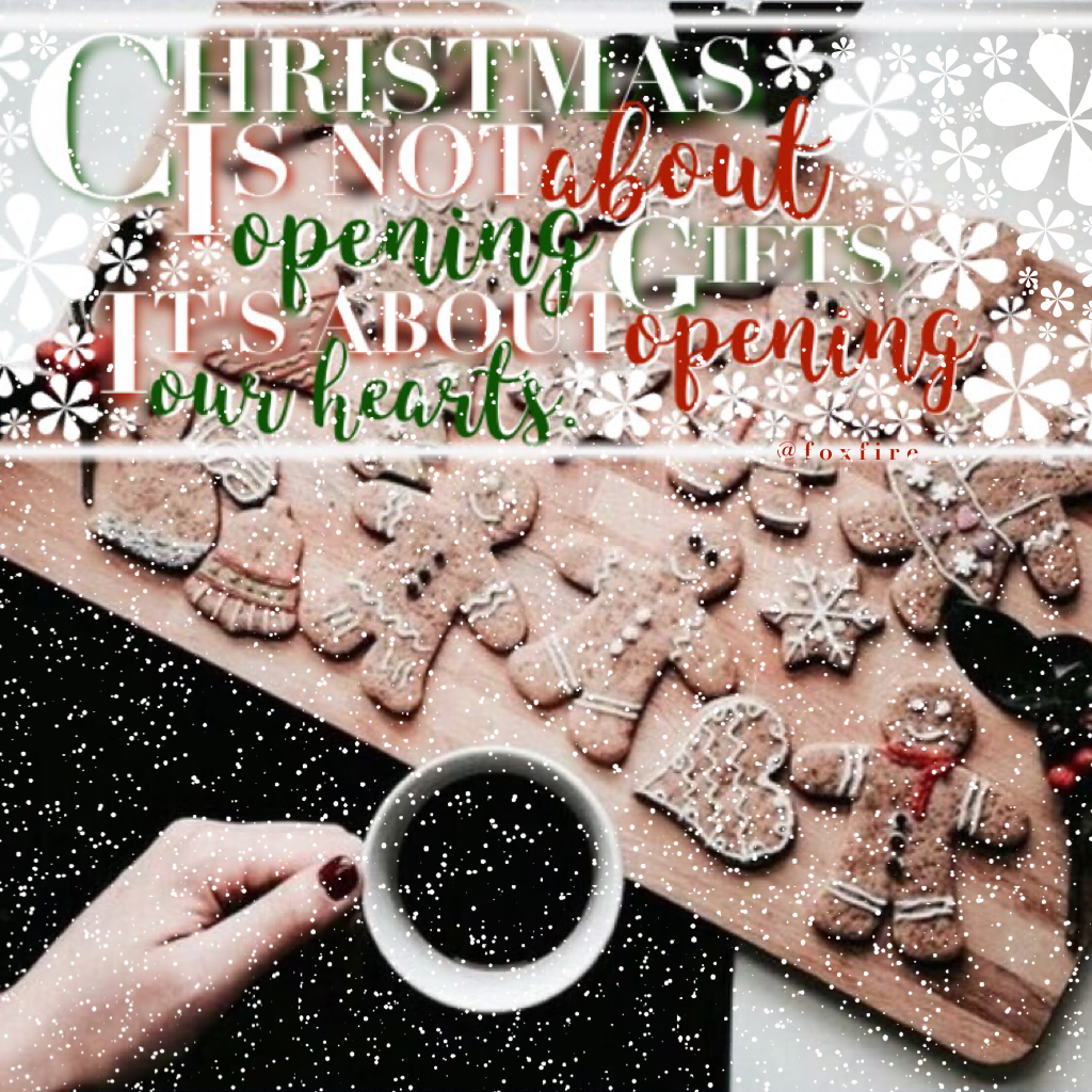 🎉🎶🎄It's the most wonderful time of the year🎅🏻🌟🎁