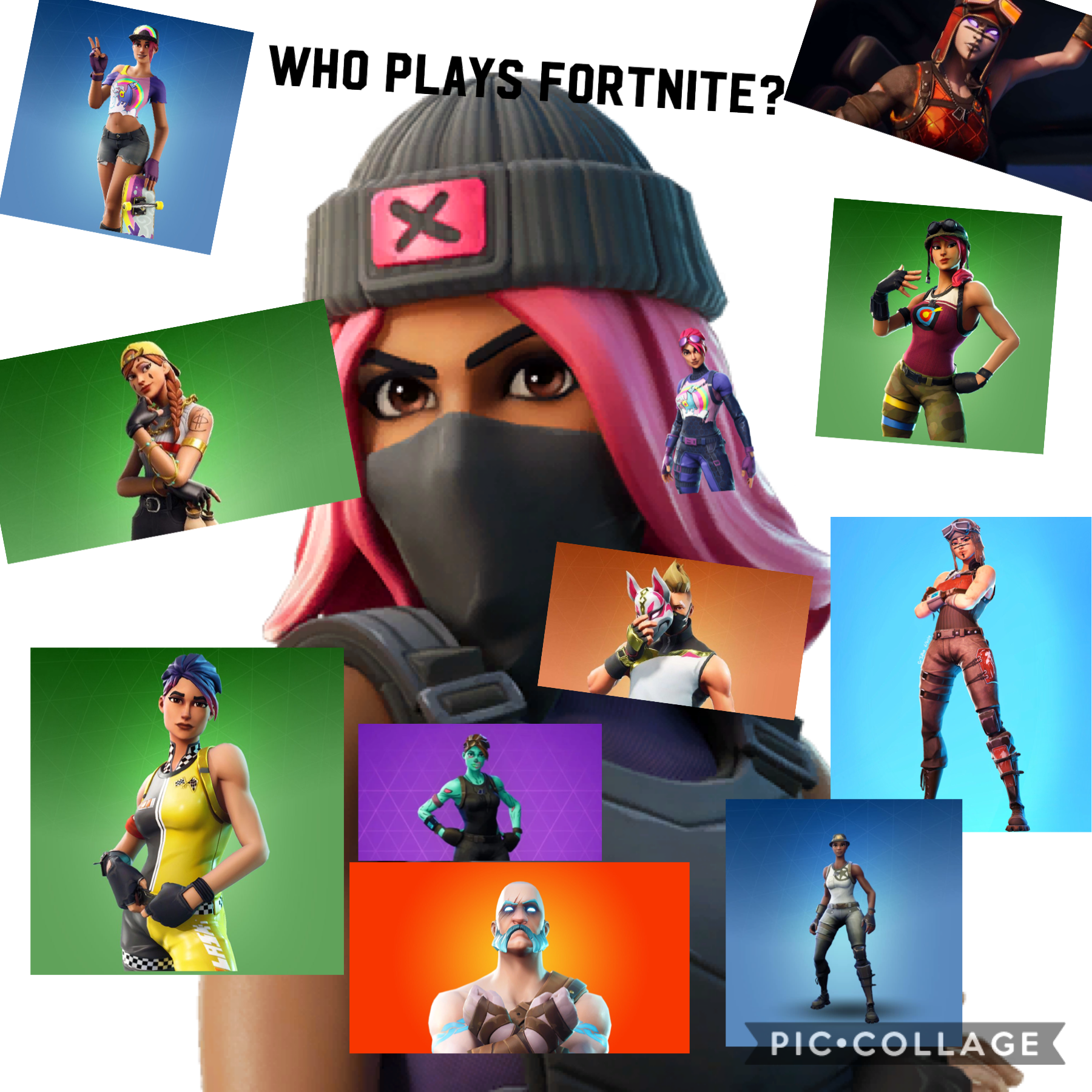 Who plays fortnite