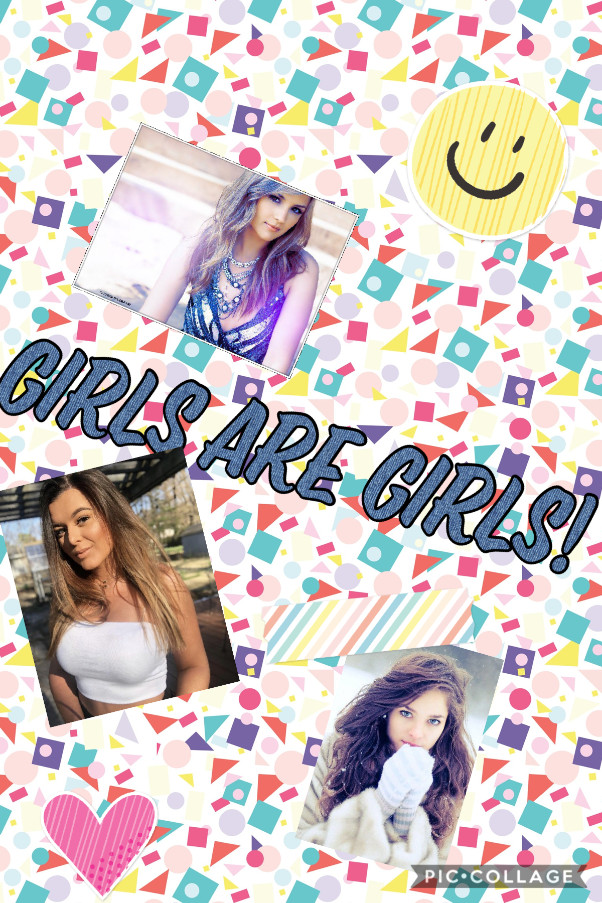 Let us Girls are Girls