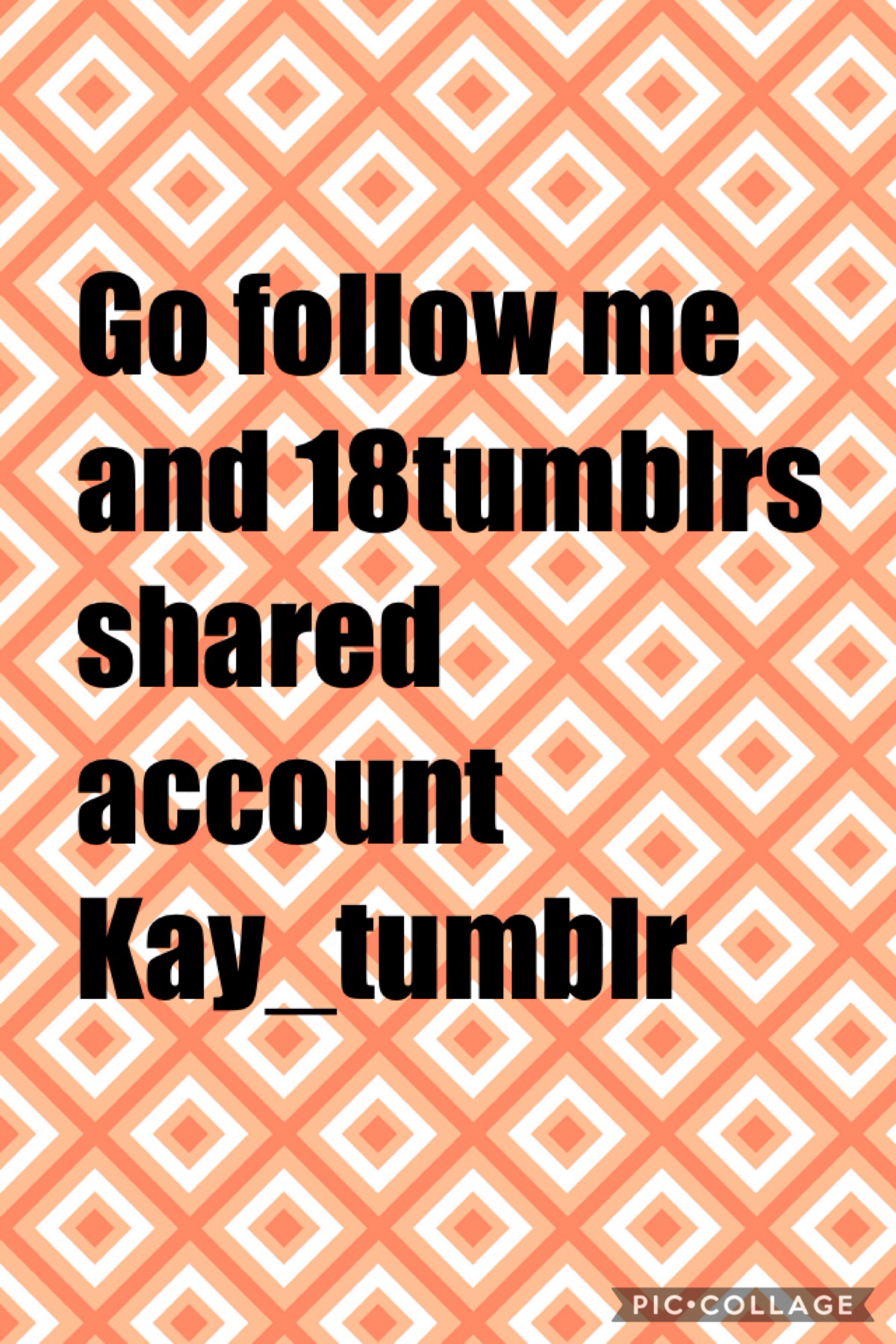 Go follow it and don't forget to also follow 18tumblr she's so sweet and amazing