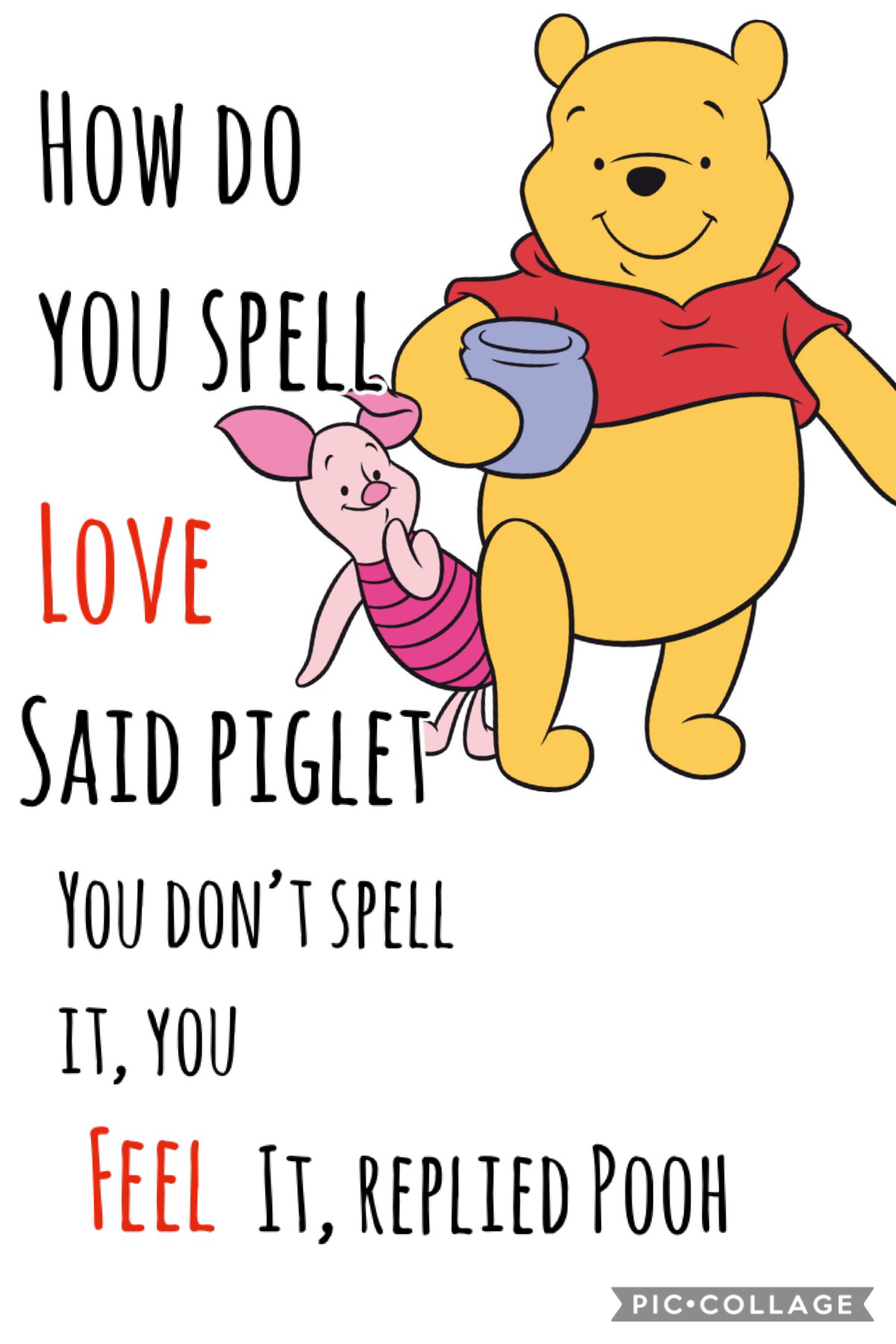 Like this post if you used to love Winnie the Pooh