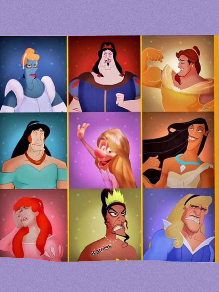 Дочь, смешные картинки с принцессами