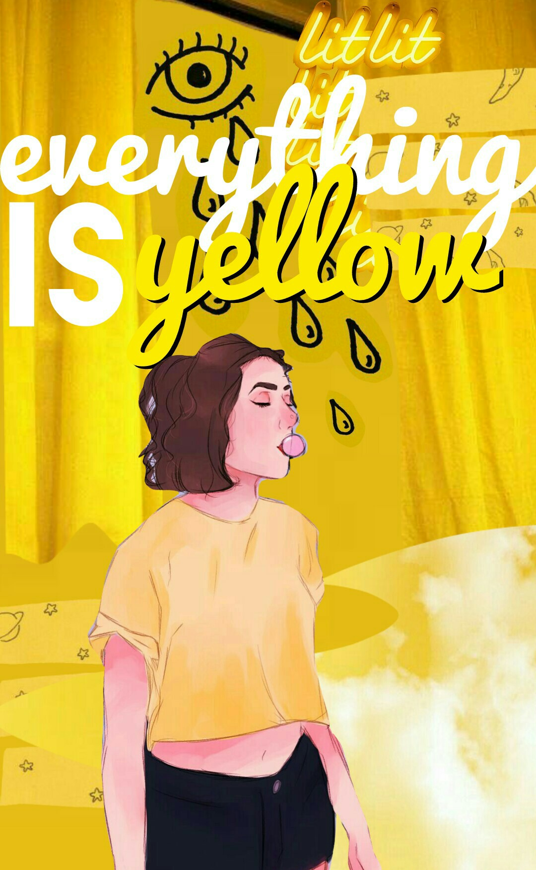 ~everything is yellow~