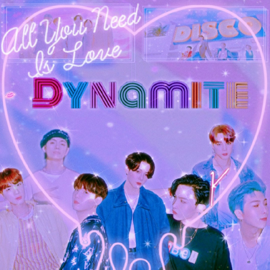 ll tap ll   STREAM DYNAMITEEE I LOVE THIS SONG SMMM ITS SUCH A BOP ᕕ( ᐛ )ᕗ