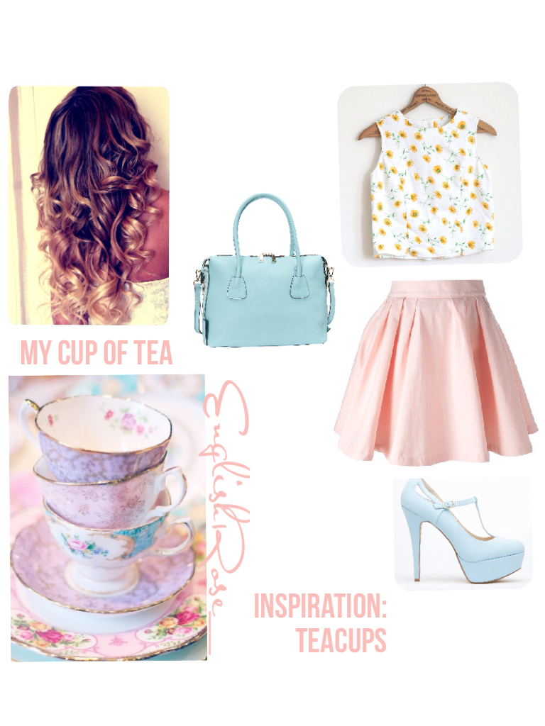 My Cup of Tea - EnglishRose__