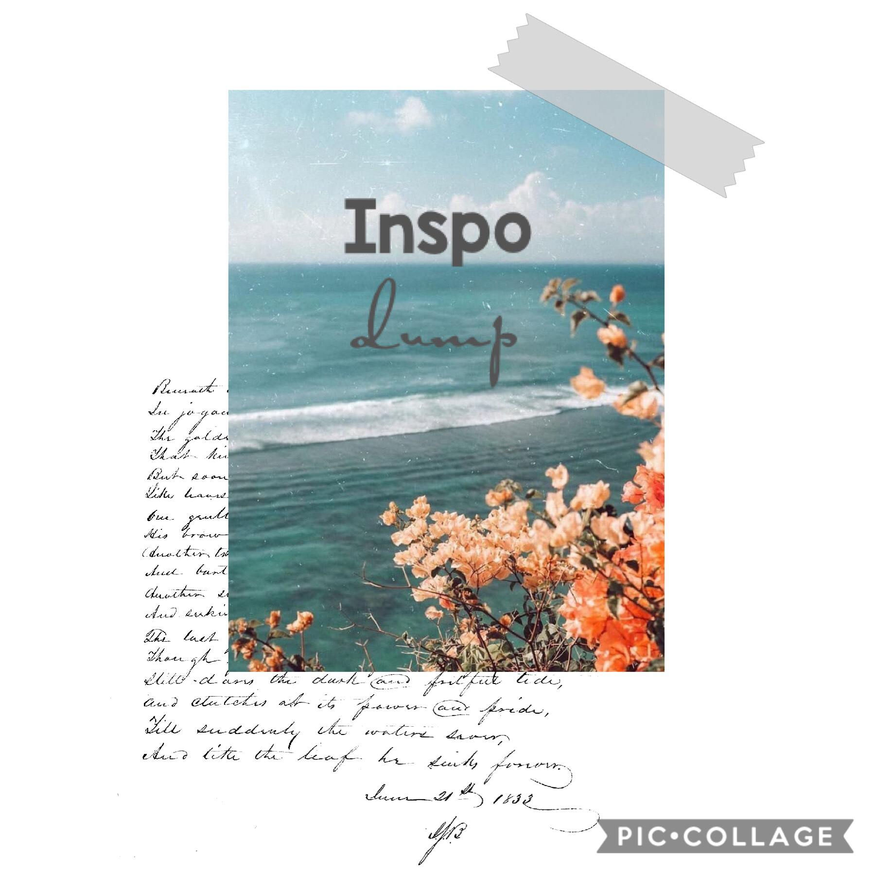 Hey guys! So right now I'm really low on inspo 😖 If you guys could maybe remix some backgrounds or quotes or pngs or ideas? Thank you 💕 Love Bec xx