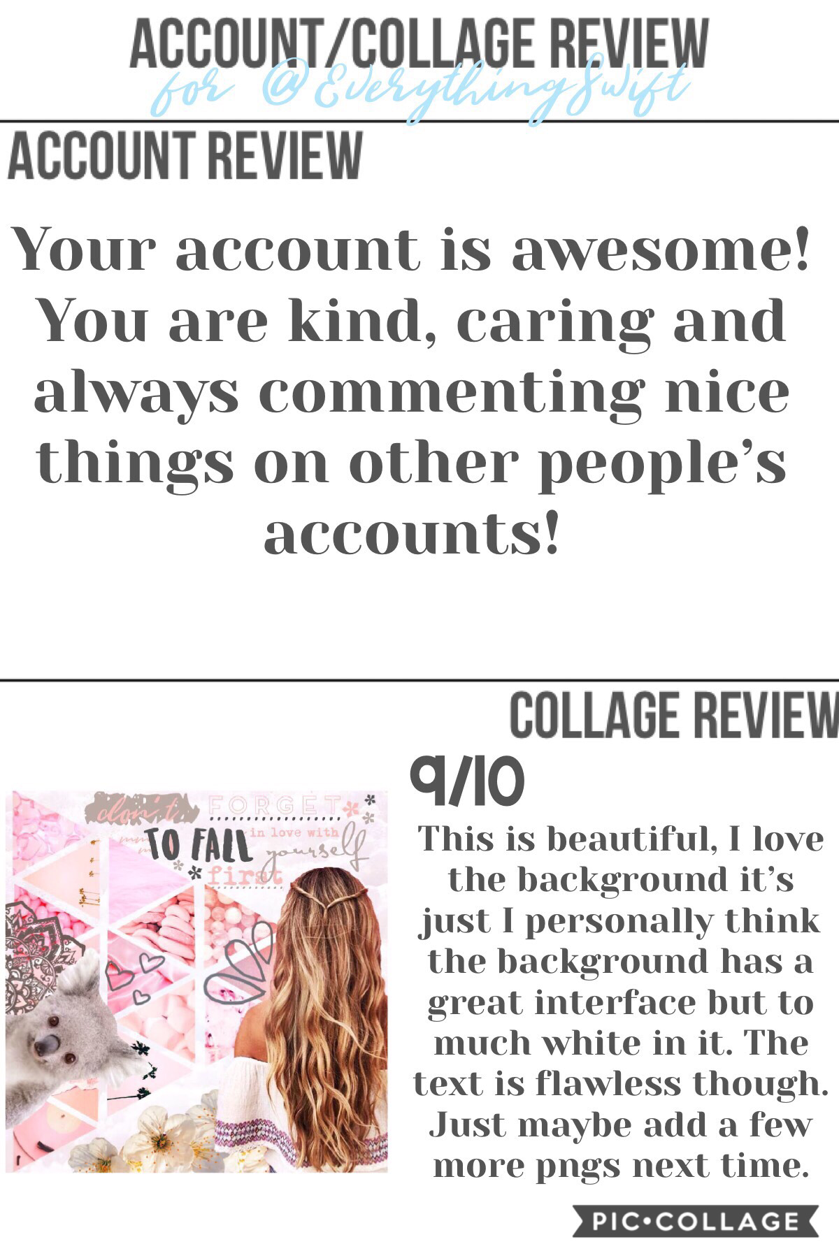 Review for 🎤EverythingSwift🎤