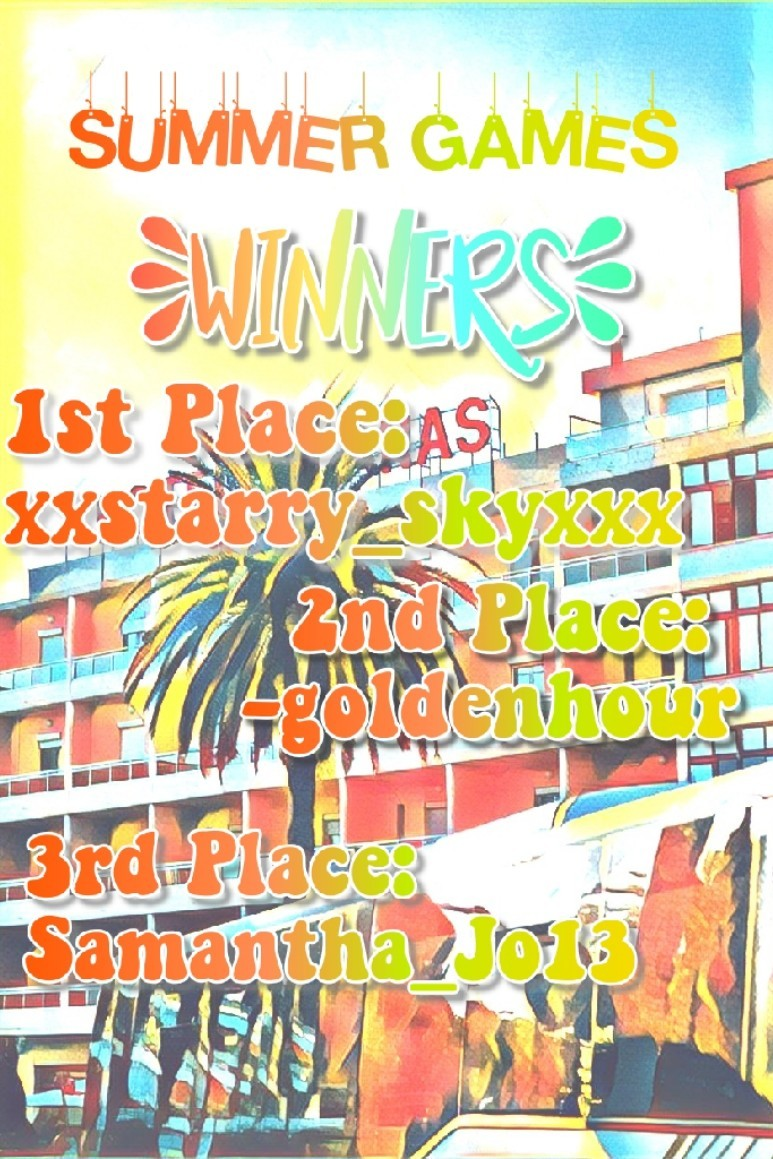 CONGRATS!! Prizes in remixes!!