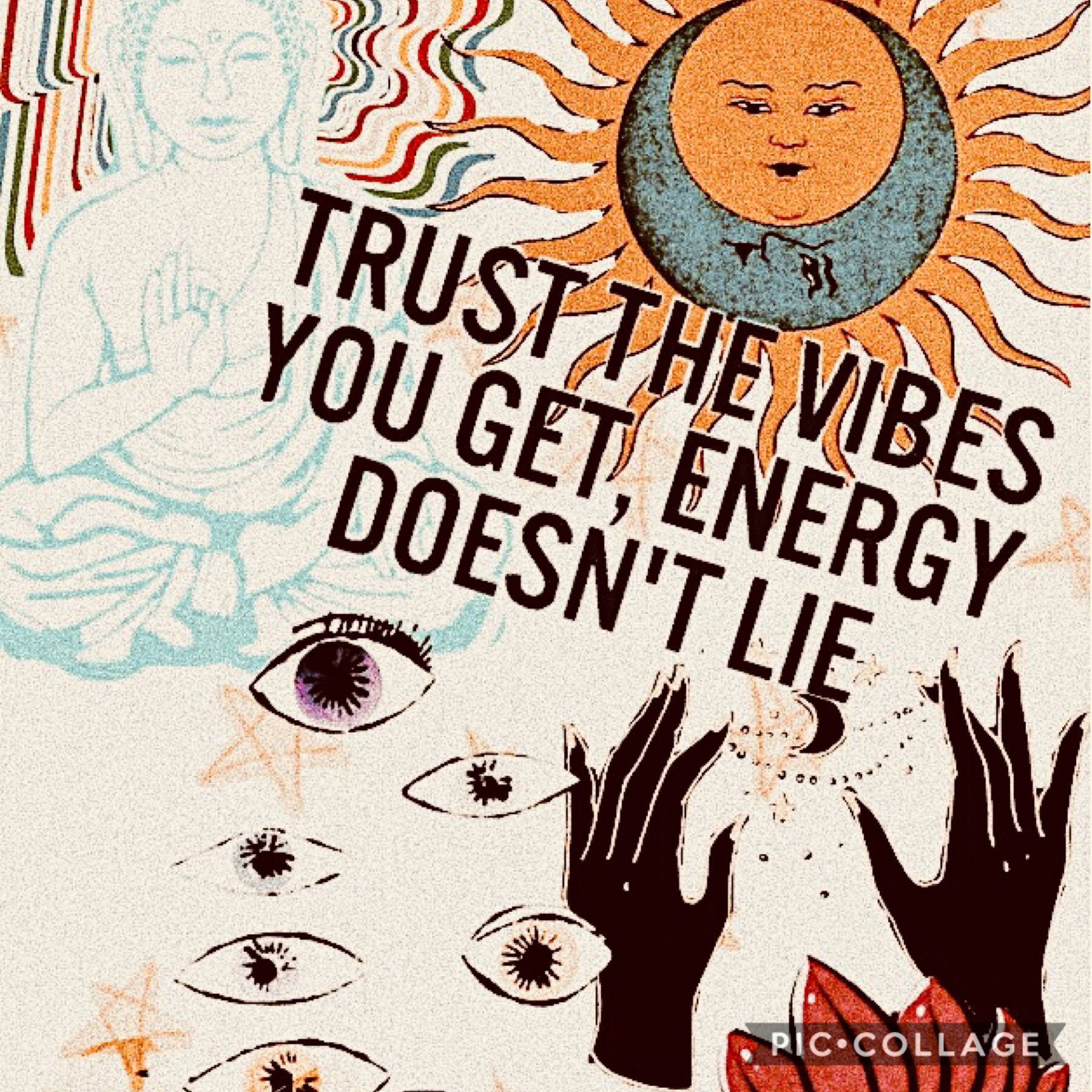 🔥Trust the vibes🔥  💥Energy don't lie💥