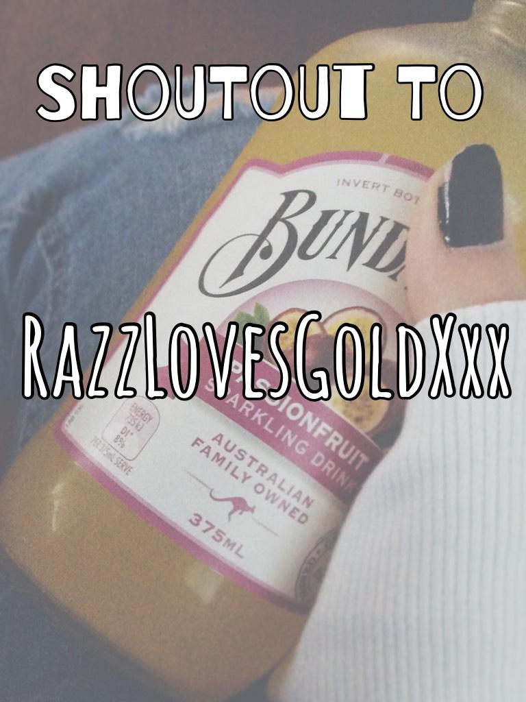 💖 RazzLovesGoldXxx 💖