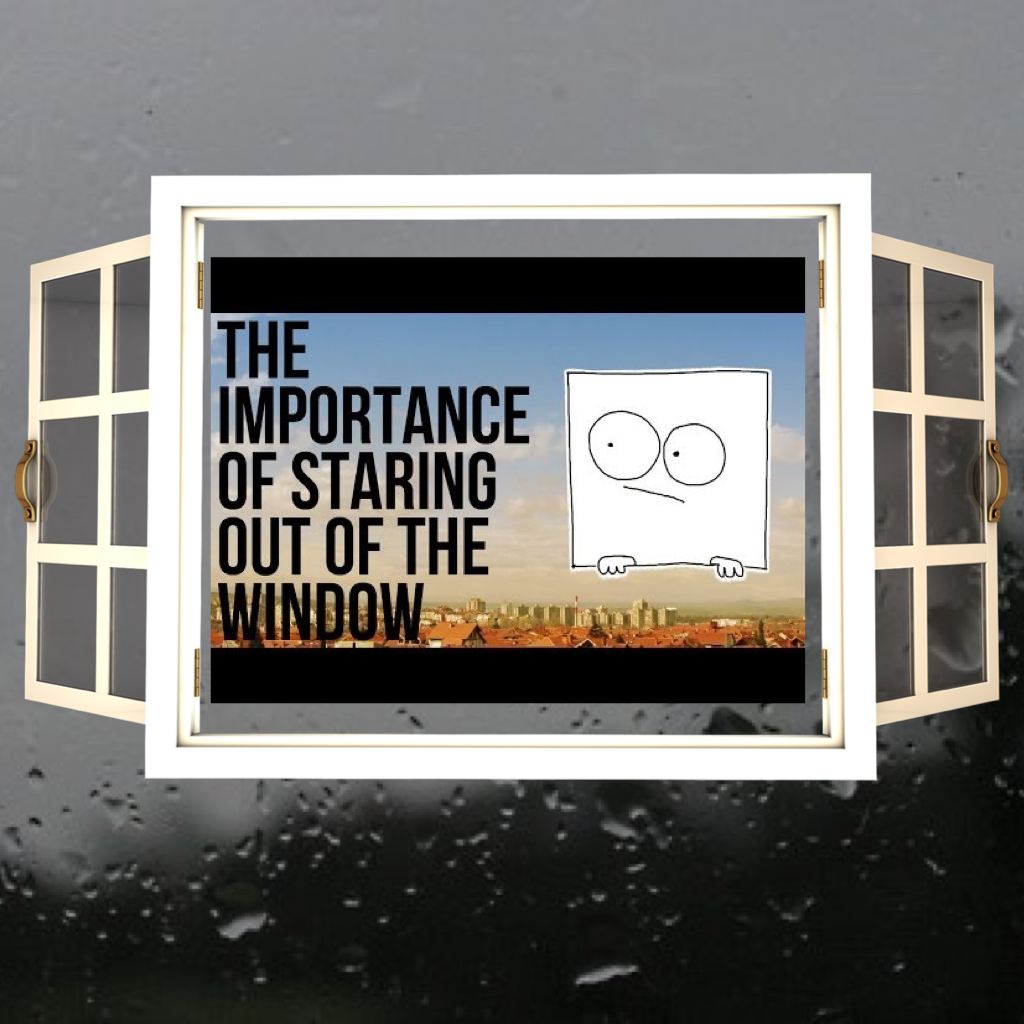 The Importance of Staring Out the Window / School of Life