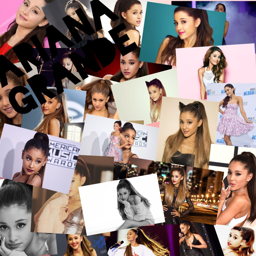 For all those Ariana fans