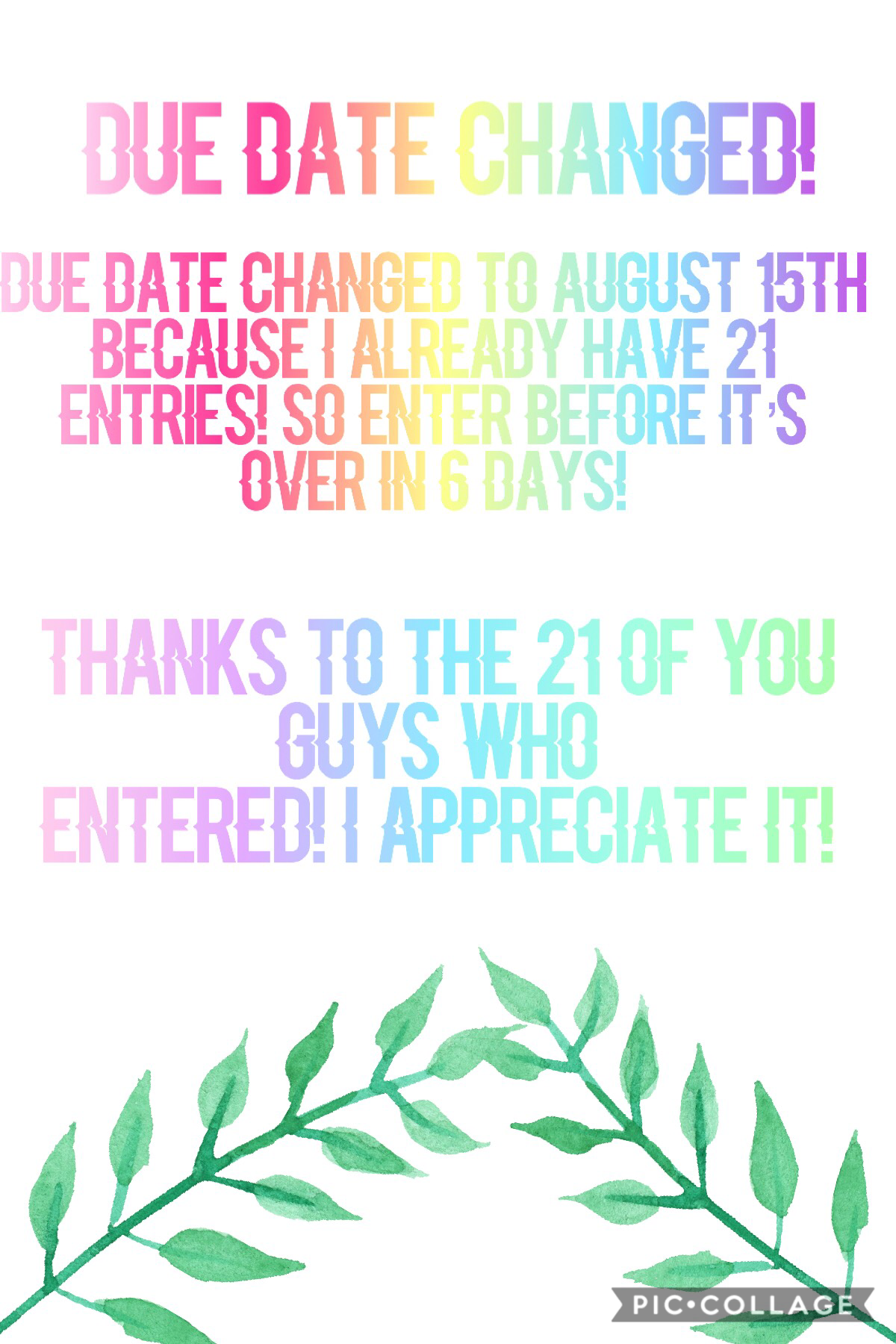 Tap Due date for the contest changed to August 15 cuz I already have a LOT of entires! 💕 xox Btw I GOT A FANPAGE it's so exciting! Tysm to whoever did that! It's so kind of u