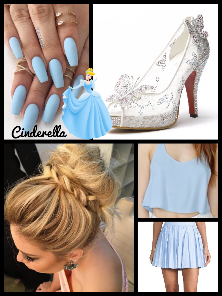 Cinderella outfit