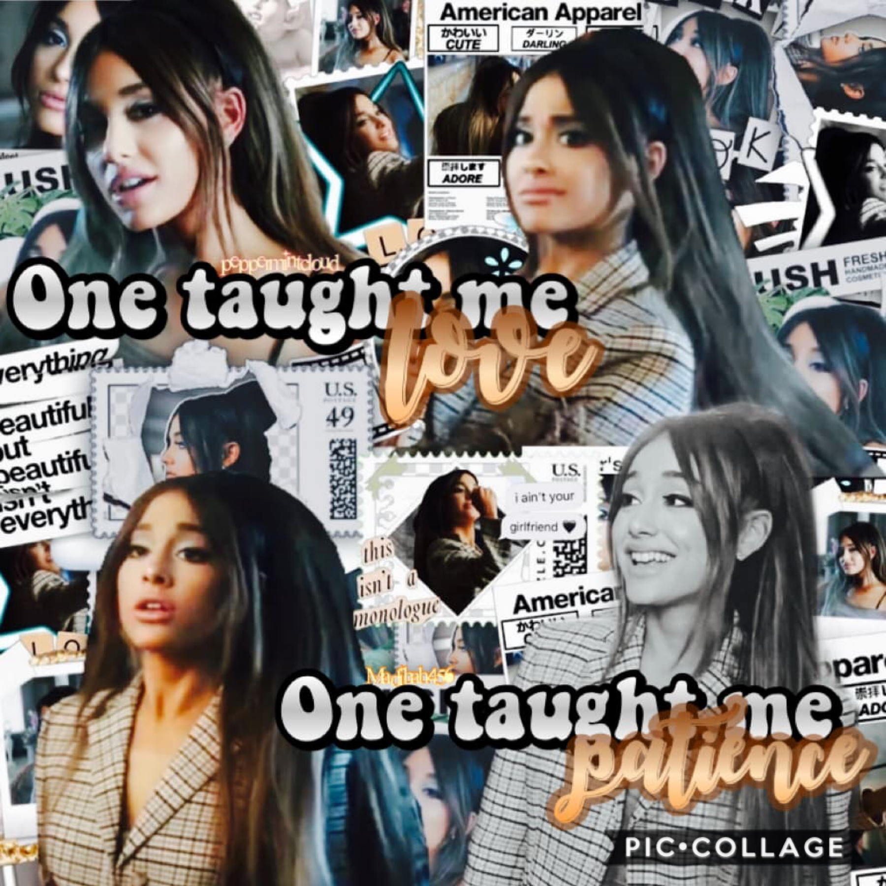 Collab w the sweetest and most amazing..... Madihah456!!! This is my second time collabing w her! Guys you have to go follow her rn! She is so awesome and talented!! She did the gorgeous text and I did background!🥰💚💚 qotd in comments!!🥰💚💚