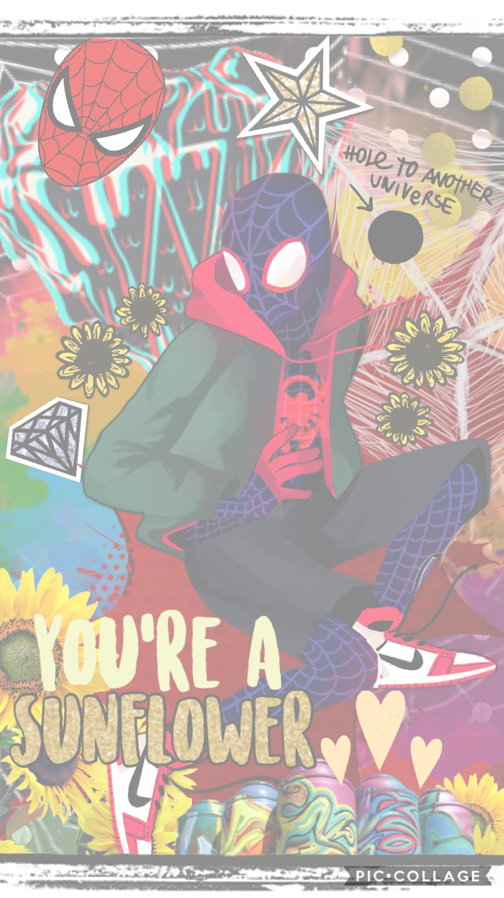 I just watched Into the Spiderverse recently it was awesome🕷🕸