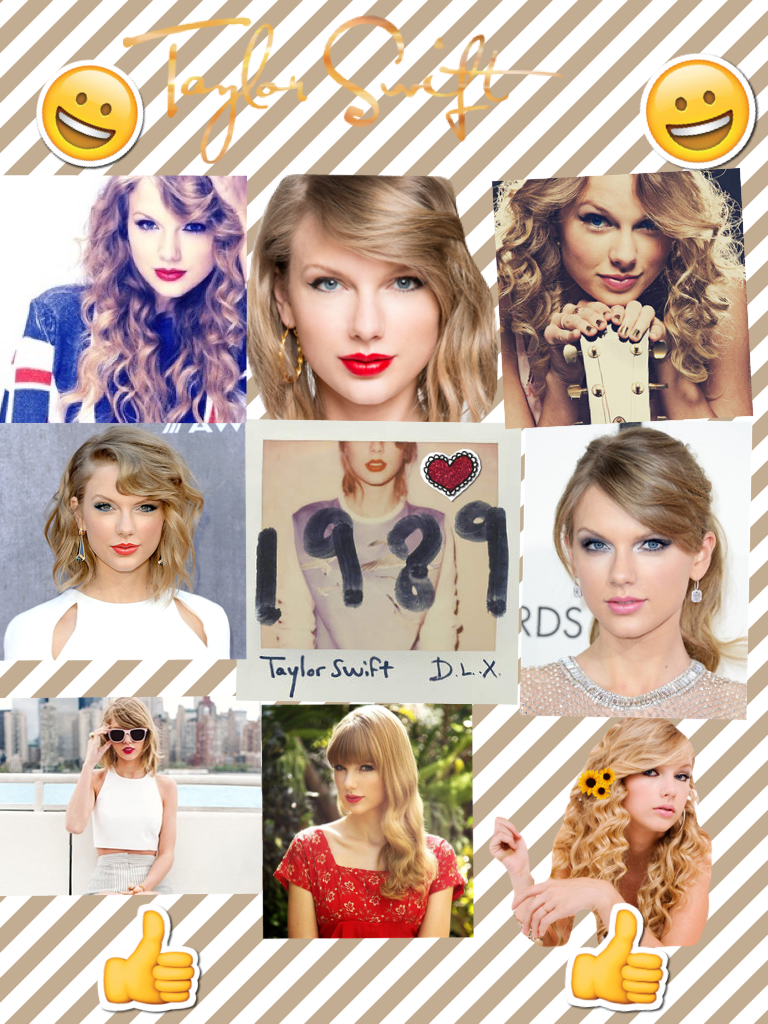 Collage by TaylorSwiftGirlME