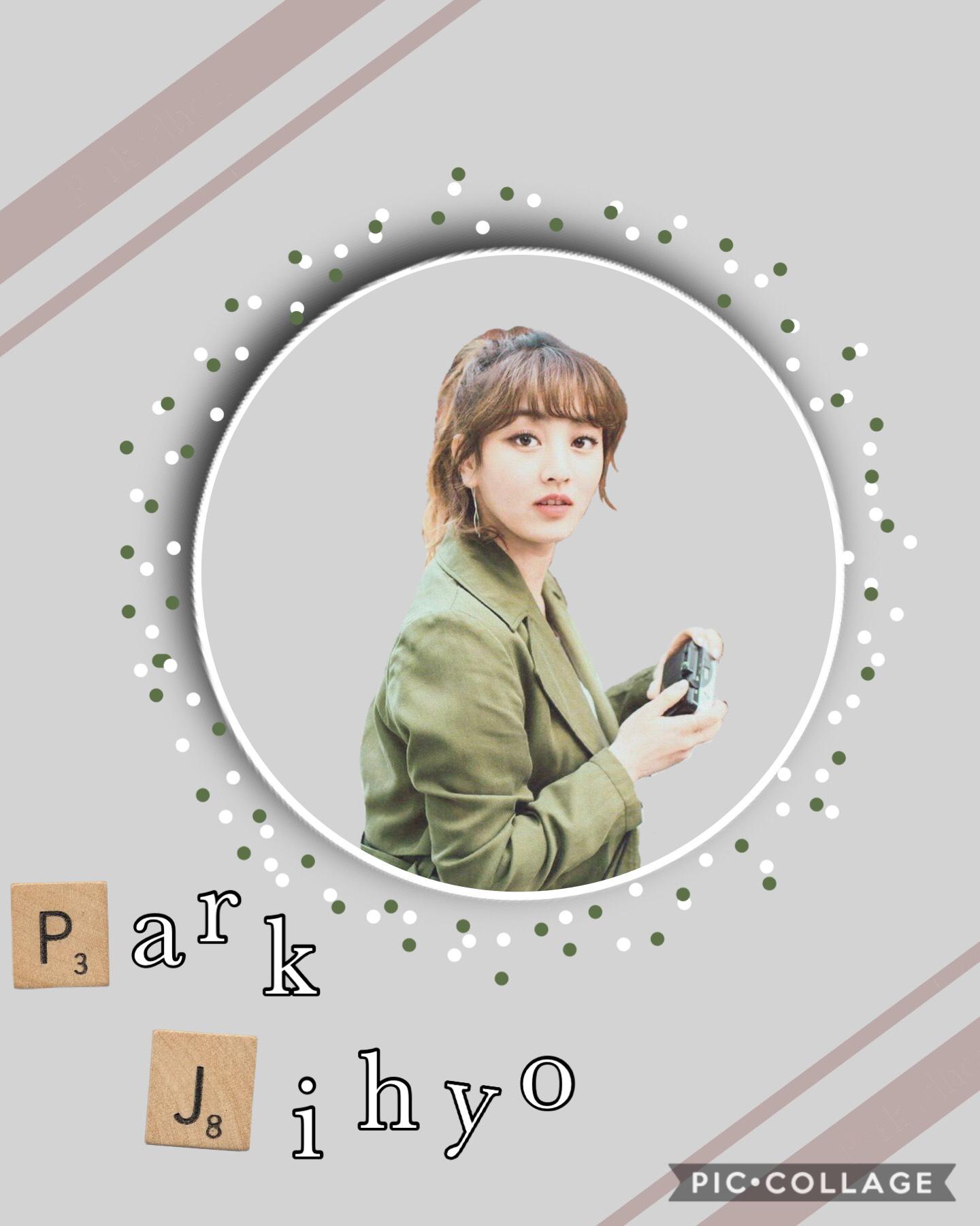 - 🐷 -  I actually kinda like this one~  Jihyo's so pretty~ ☺️