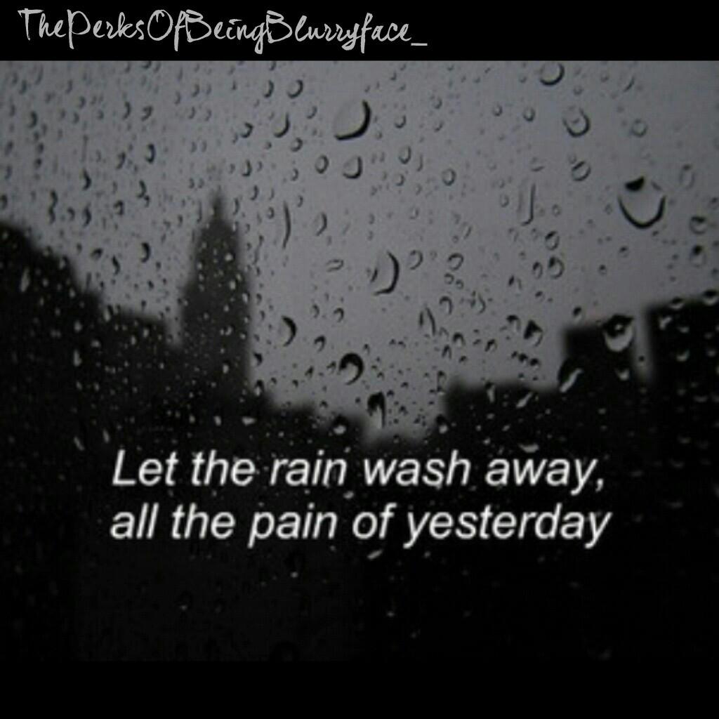 Учителю, картинки про дождик с надписью на английском